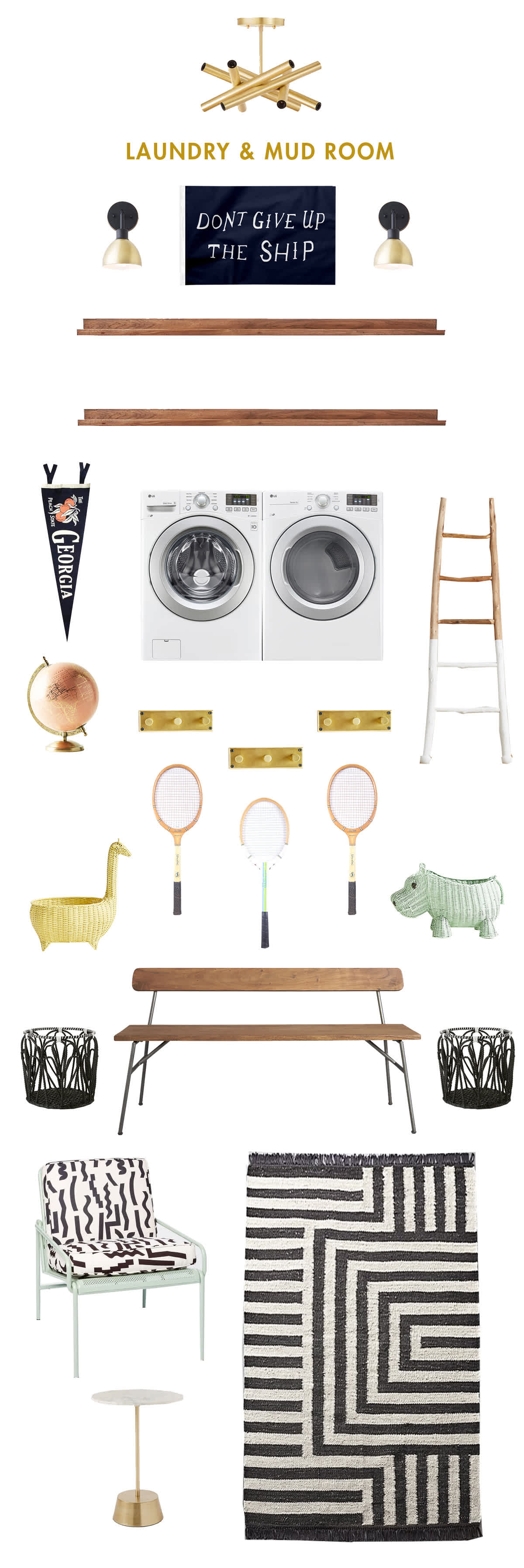 laundry and mud room inspiration