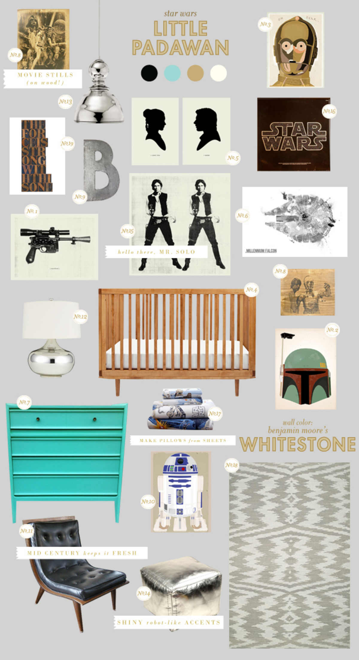star wars baby room ideas