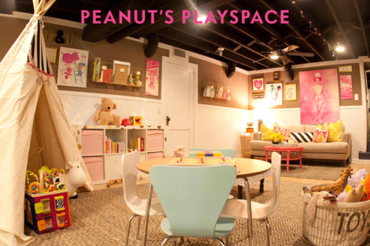playroom inspiration and ideas