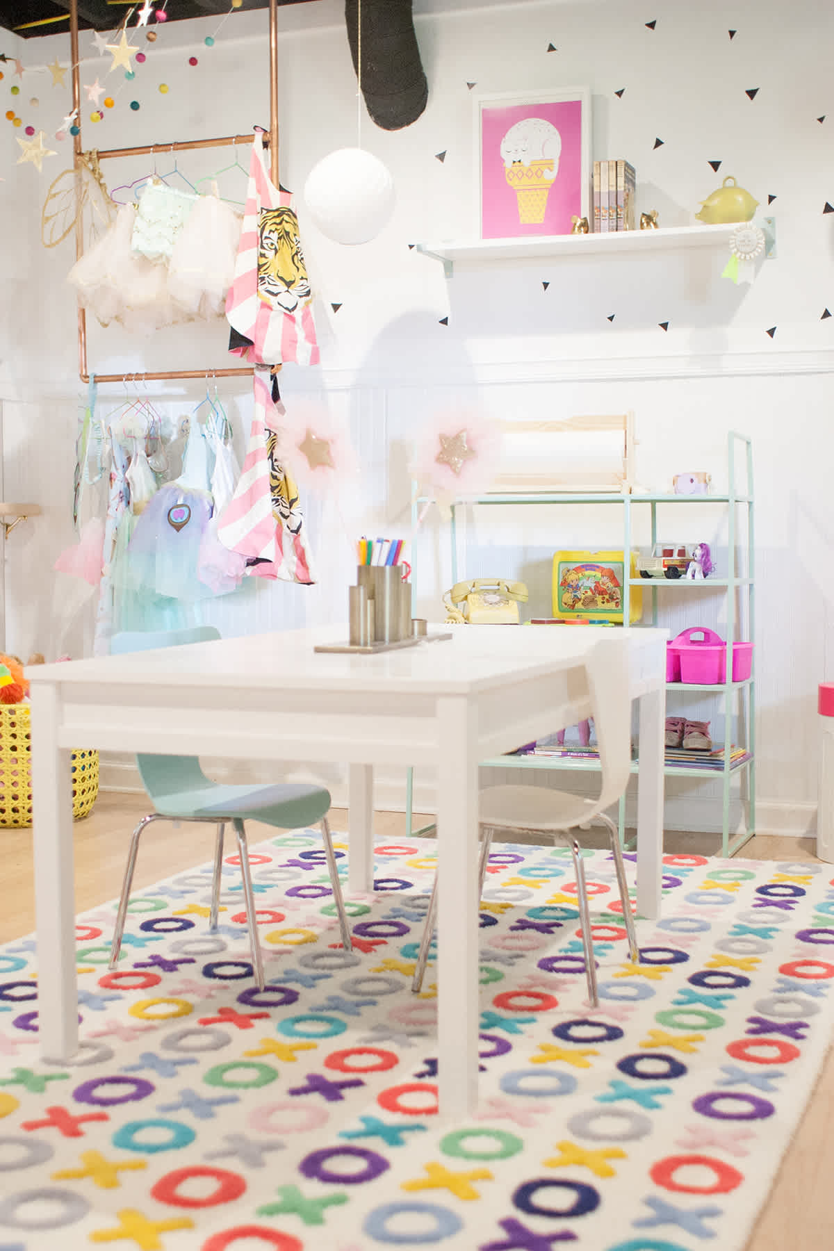 basement playroom ideas