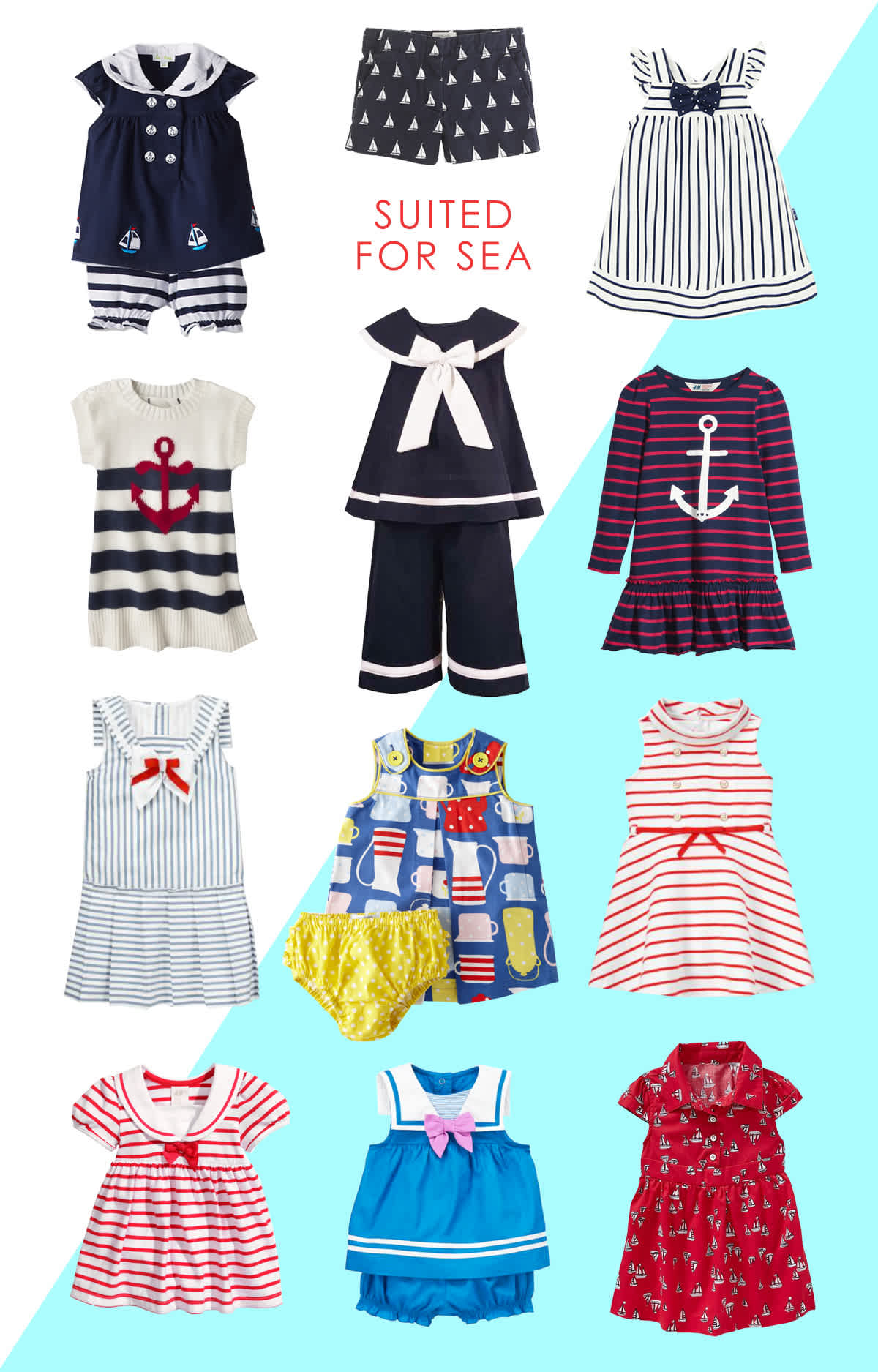 sailor suits for baby