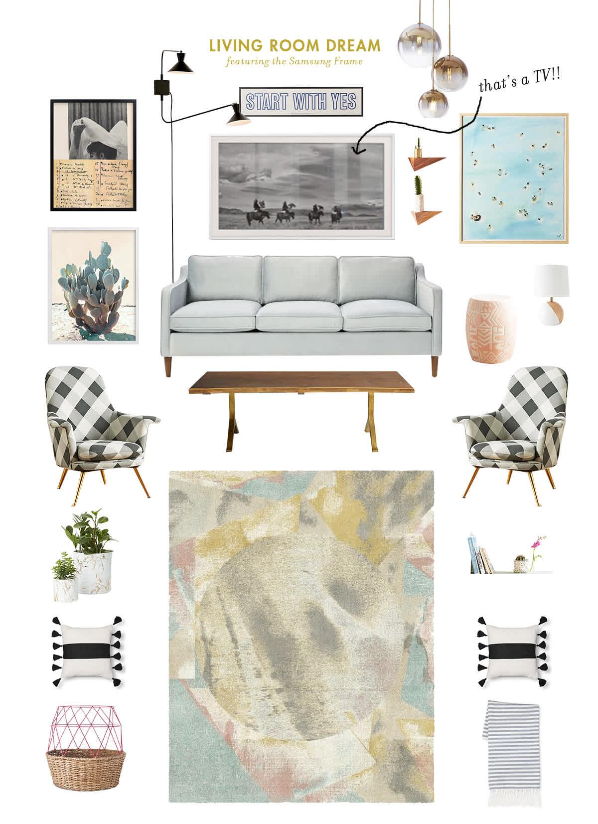 modern eclectic bedroom inspiration