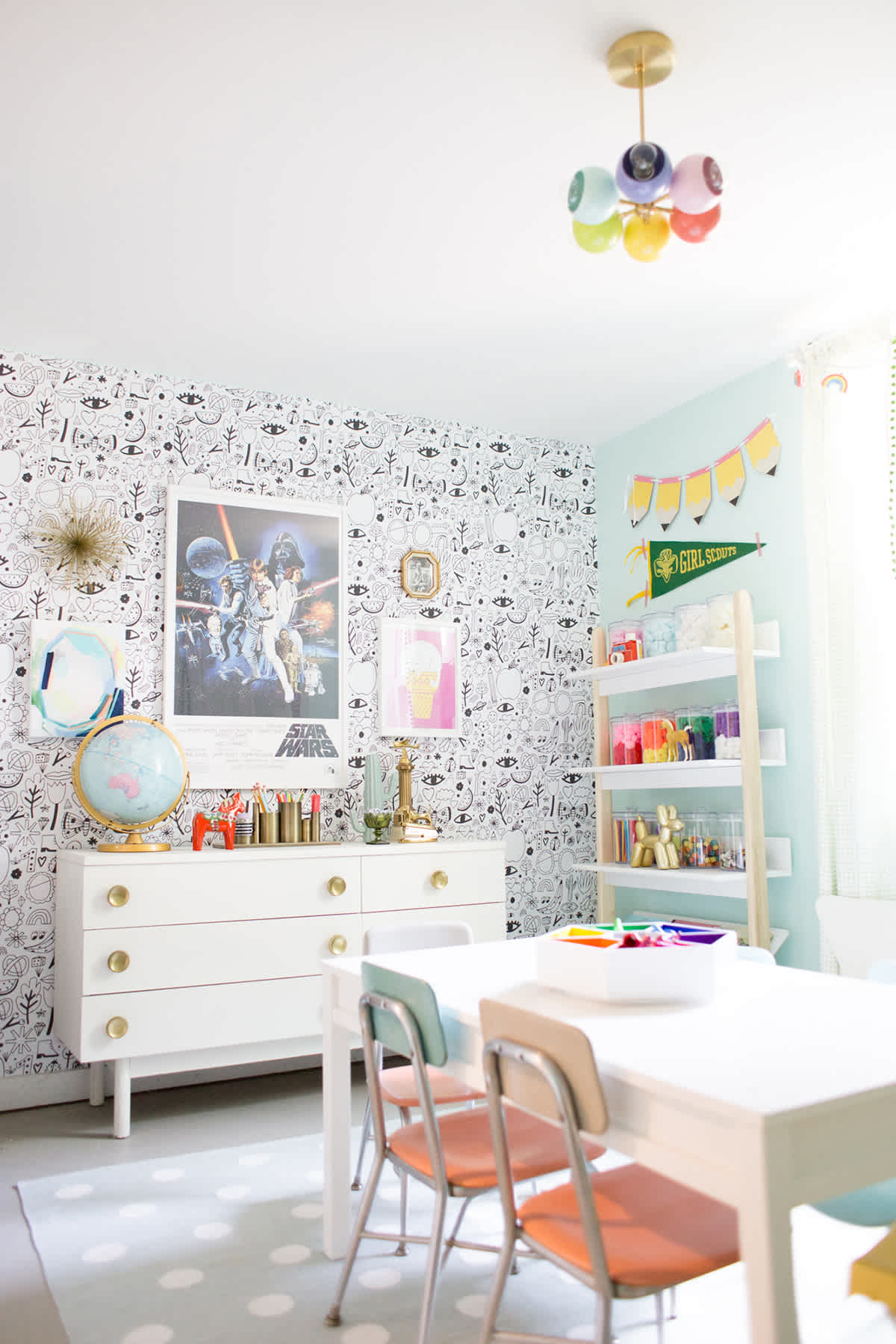 Room Design For Kid: Craft Room Ideas For Kids