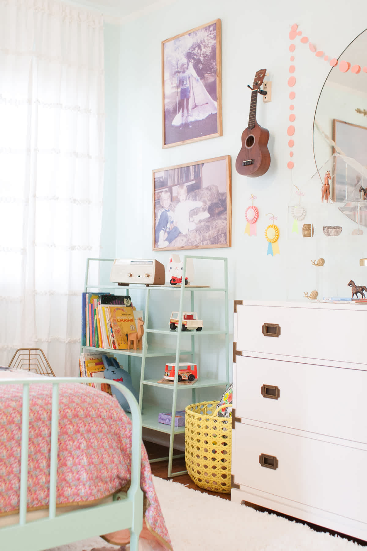 neutral baby room inspiration