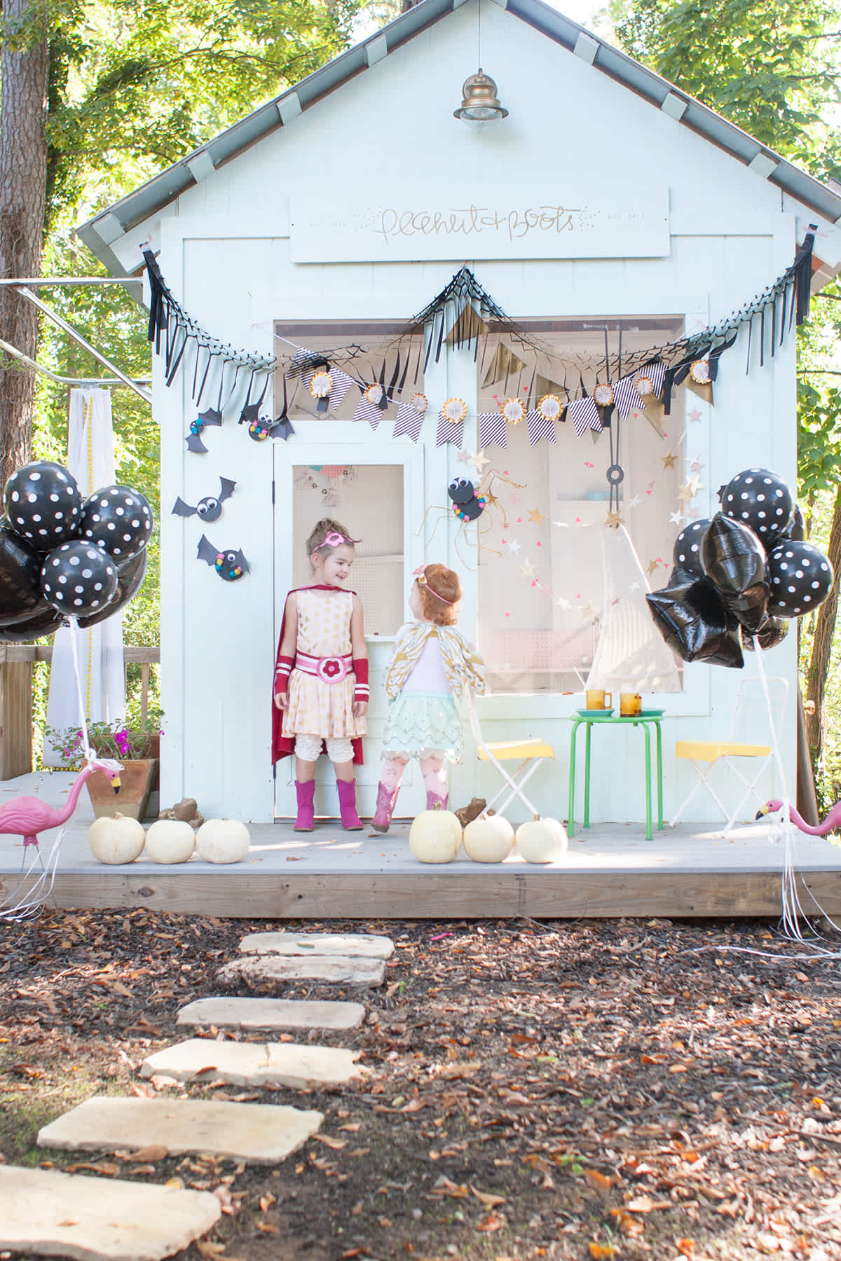cute halloween party decor inspiration