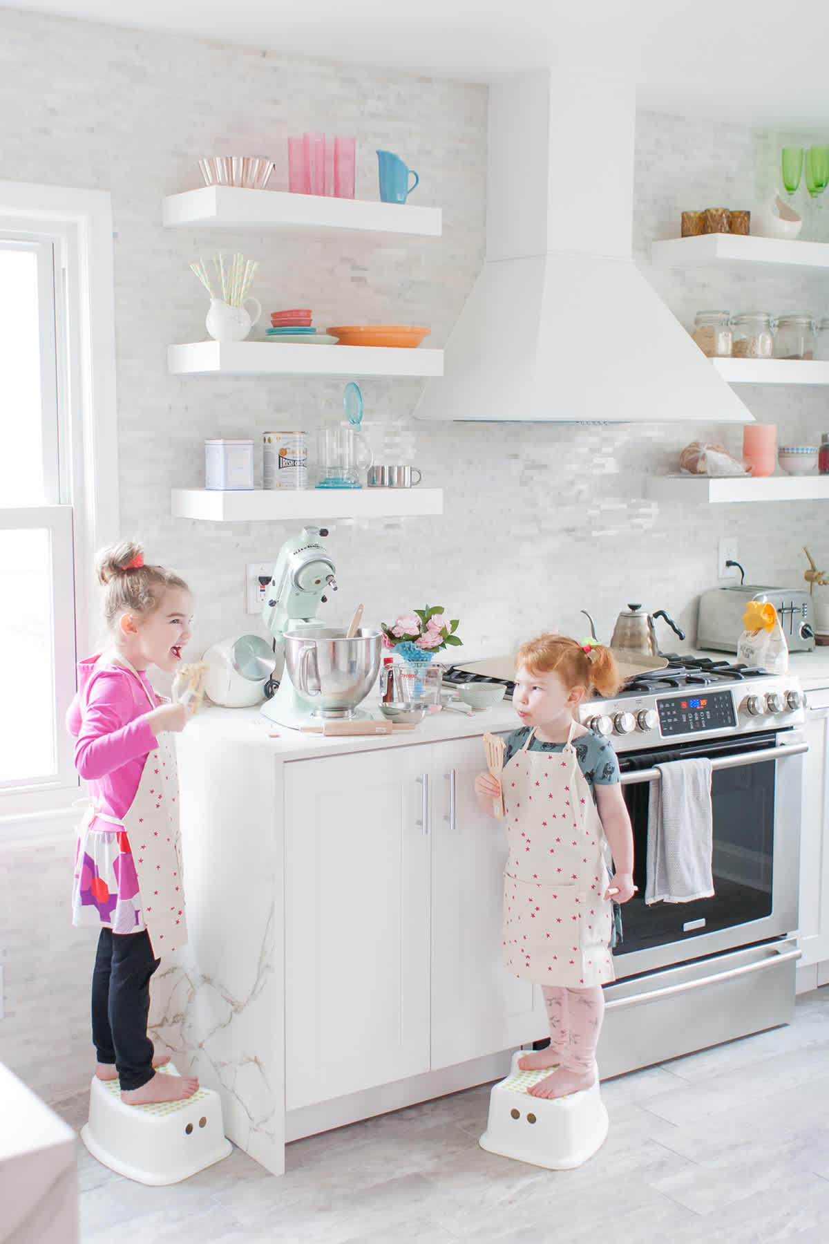 Our New Kitchen Reveal With The Home Depot - Lay Baby Lay