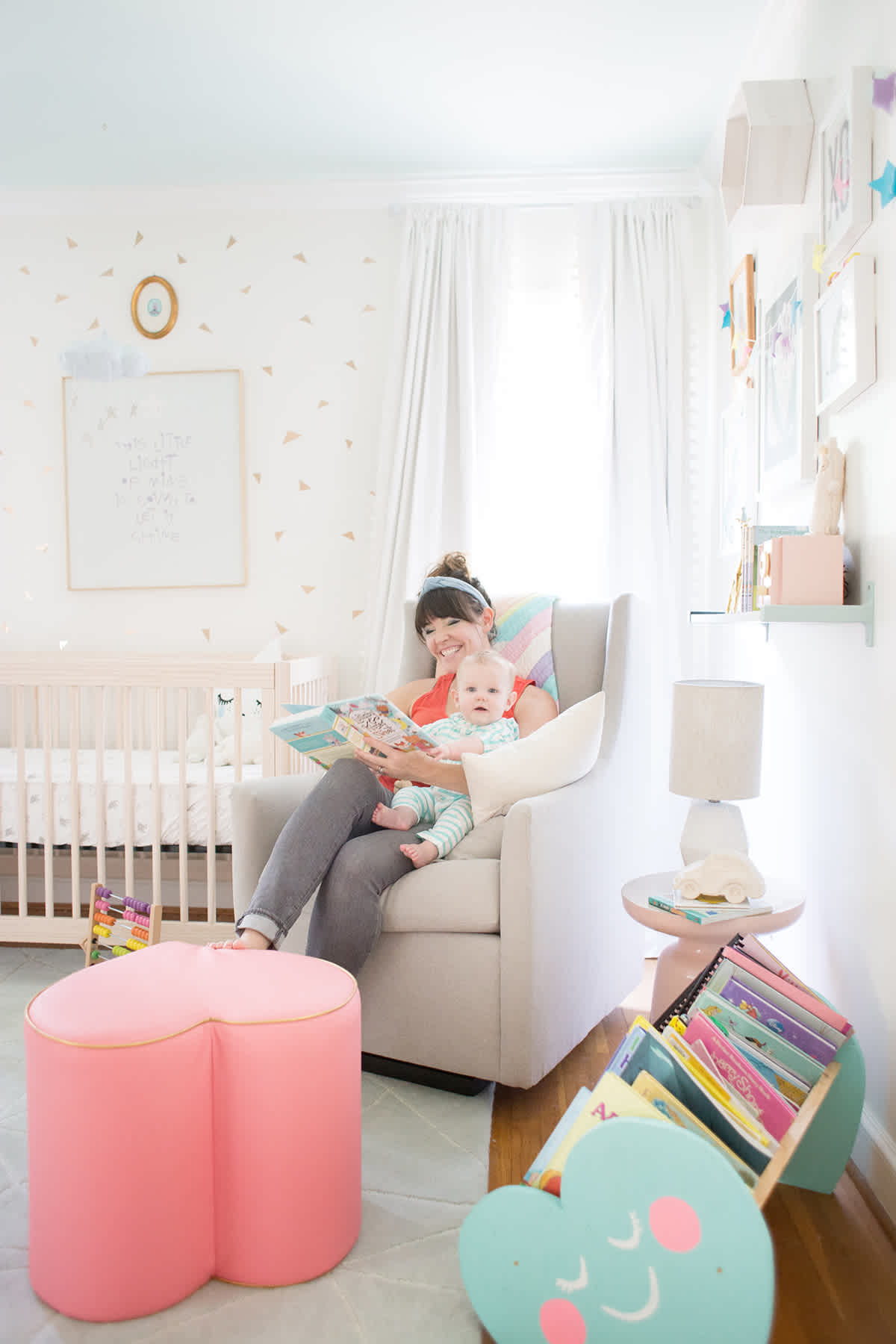 rocker reviews west elm gliders and rockers lay baby lay. Black Bedroom Furniture Sets. Home Design Ideas