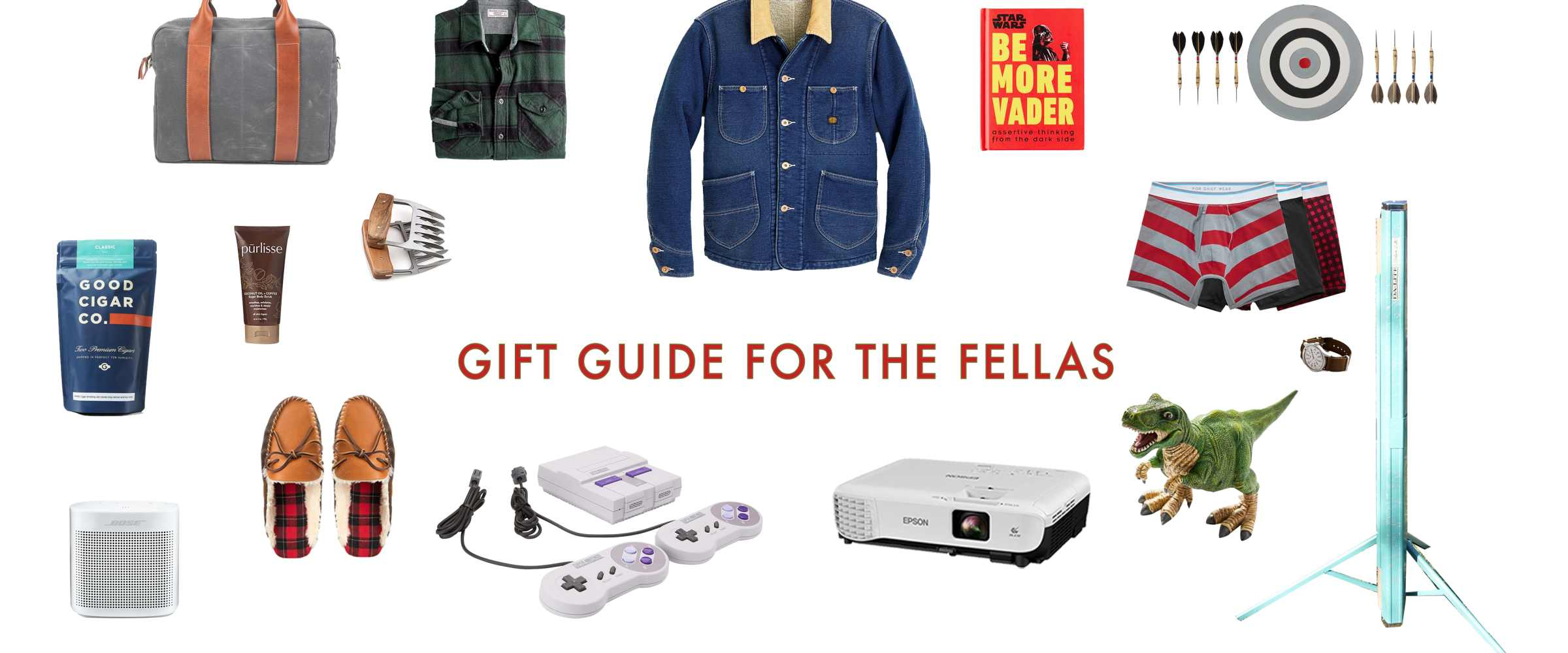 Thoughtful Gifts For Guys - Lay Baby Lay