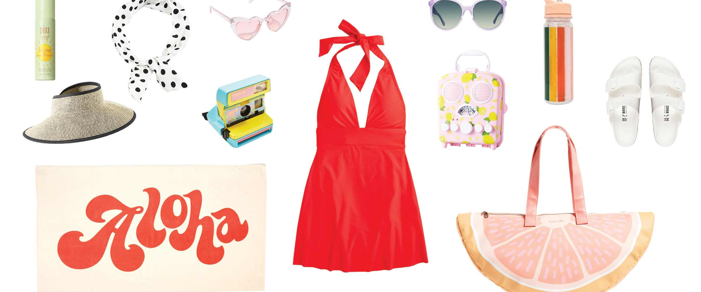 Summer Mom Must Haves for the Pool and the Beach