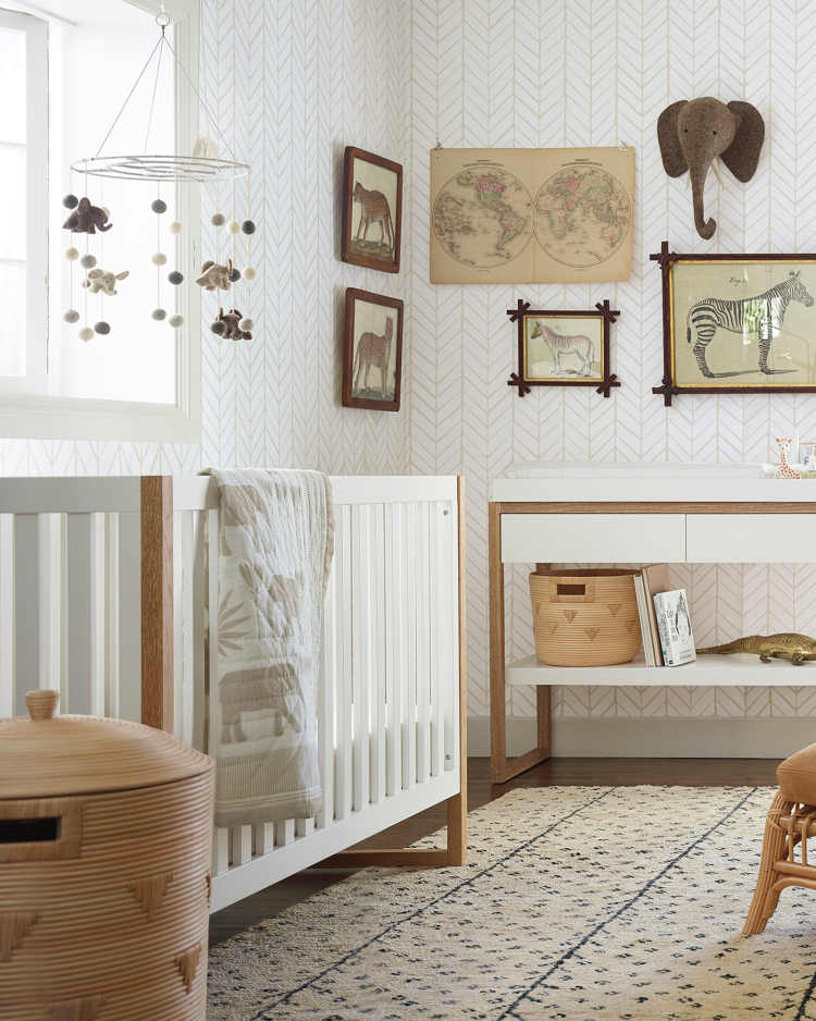 How To Create A Nursery That Will Grow With Baby Lay Baby Lay