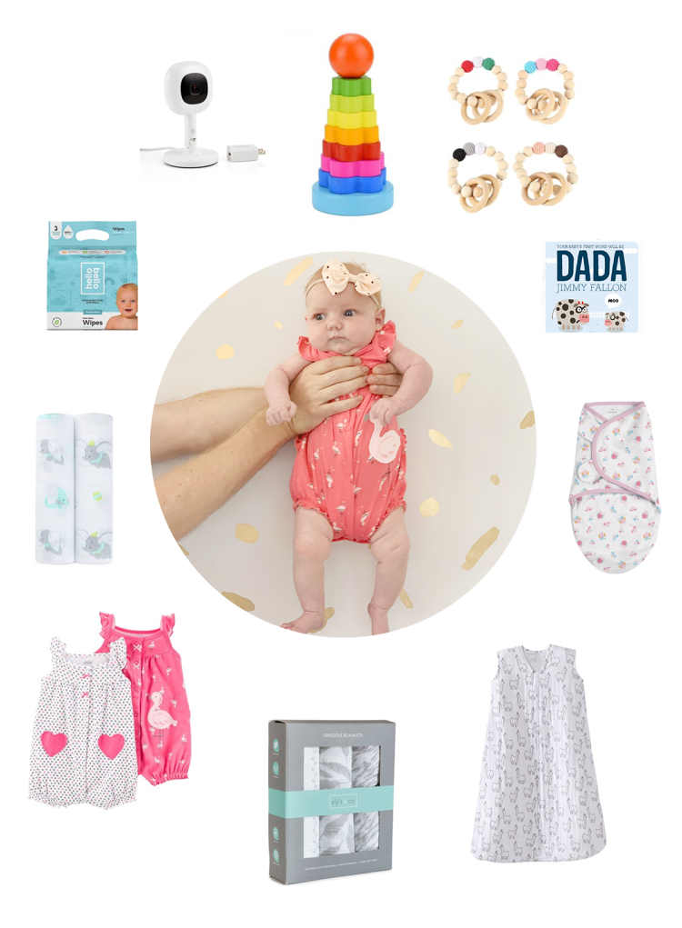 Two Months Old Baby Registry Loves - Lay Baby Lay