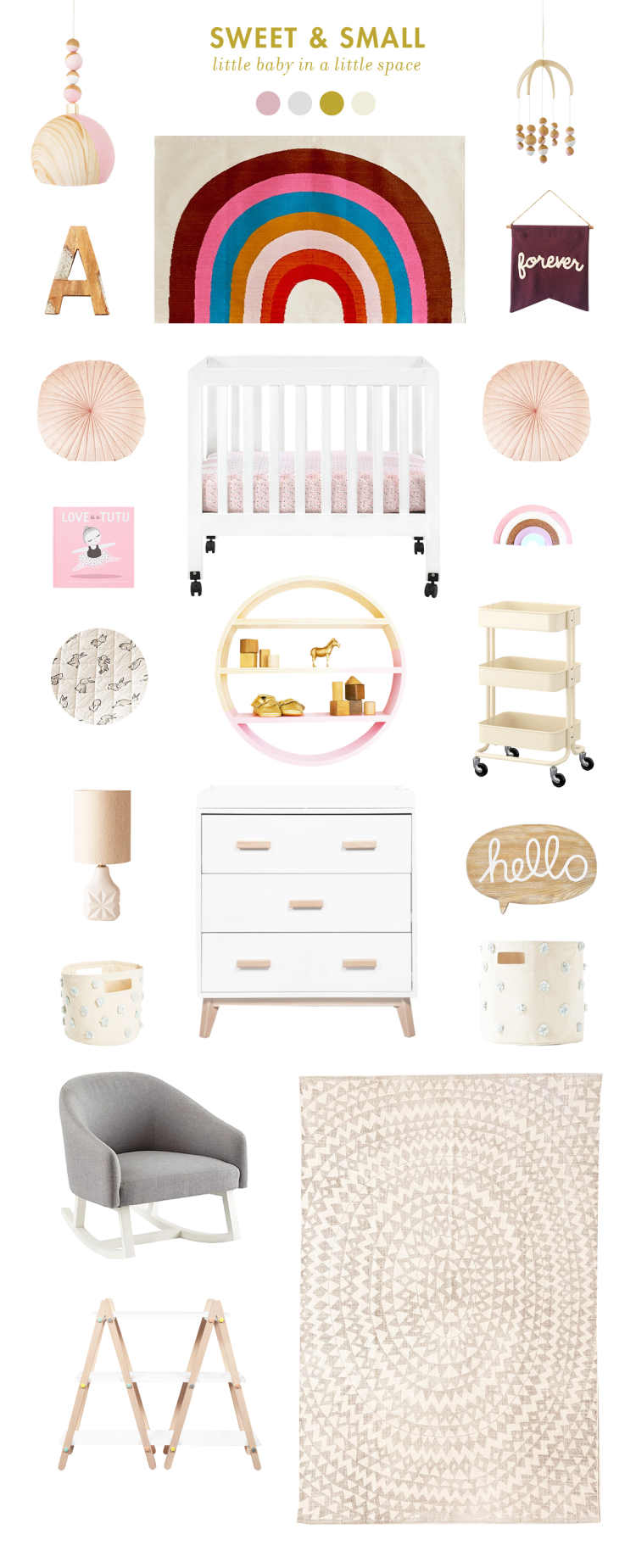 Small Space Baby Room Ideas Lay Baby Lay