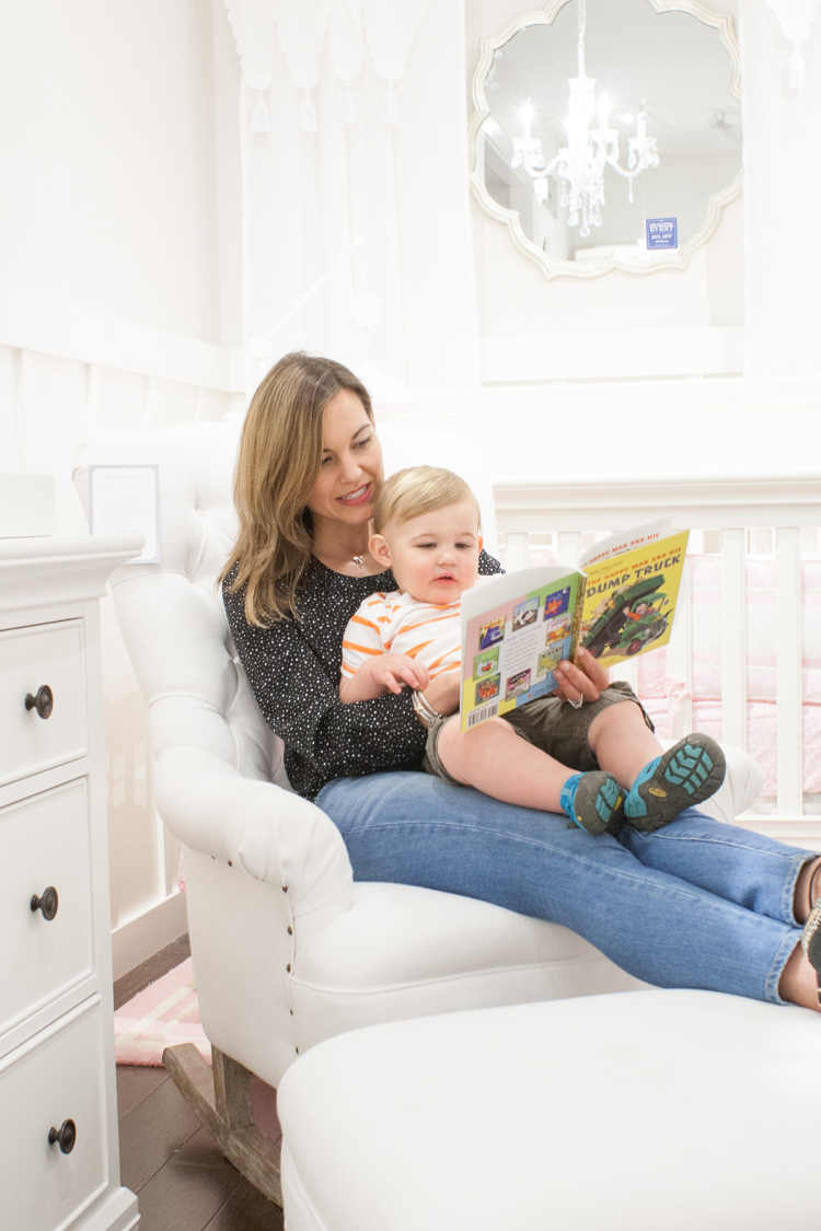 Marvelous Rocker Reviews Pottery Barn Kids Lay Baby Lay Caraccident5 Cool Chair Designs And Ideas Caraccident5Info