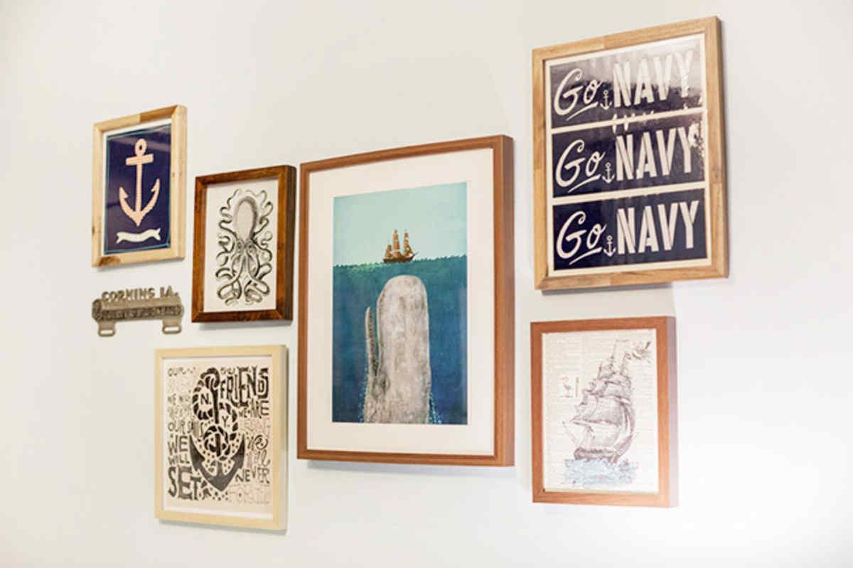 nautical nursery inspiration