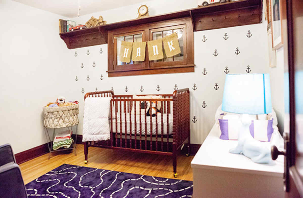 nautical baby room ideas