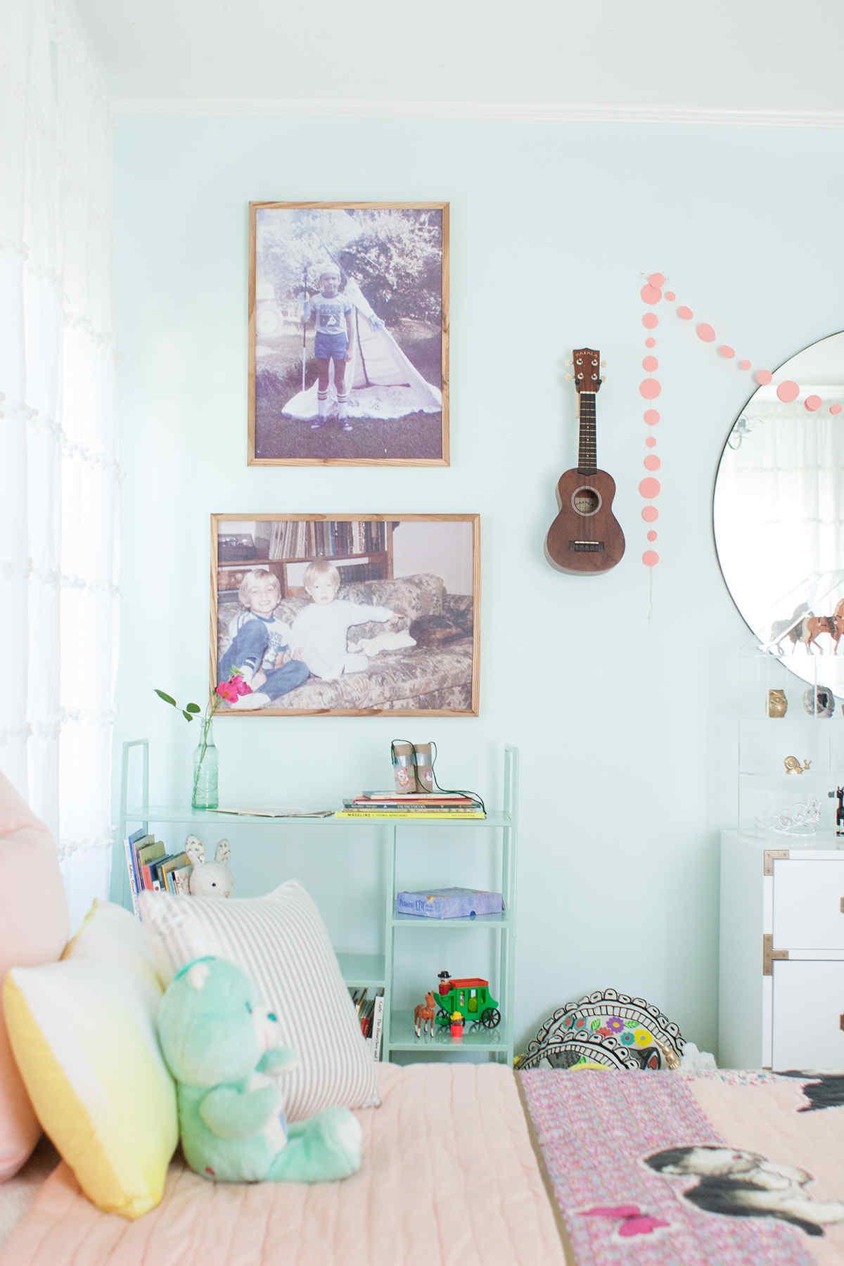 shared girl room