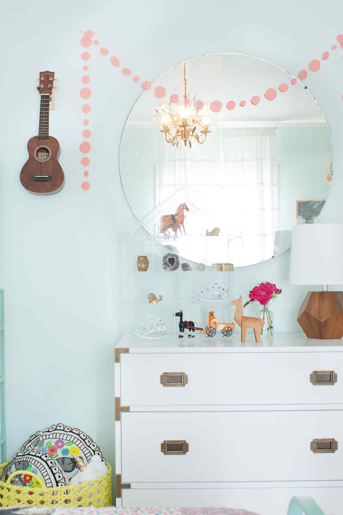 shared girl bedroom