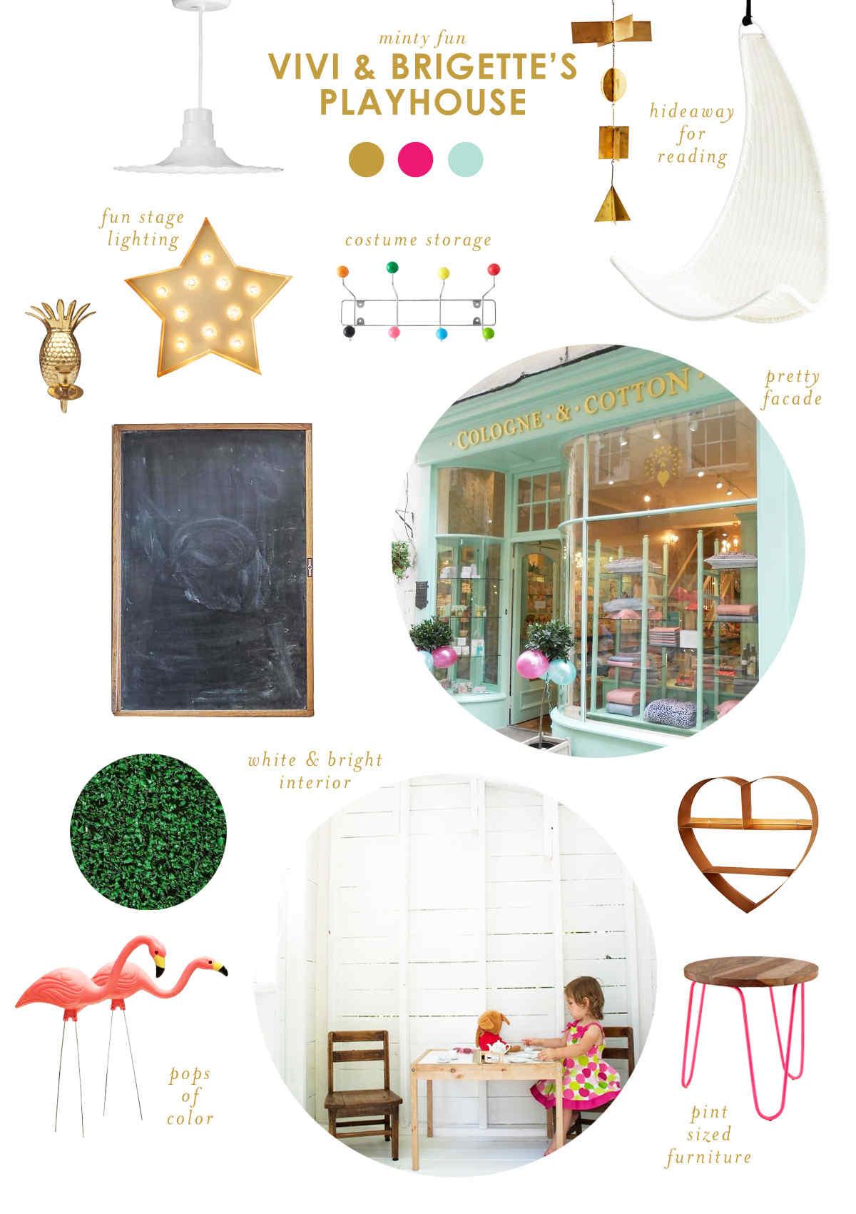 playhouse inspiration