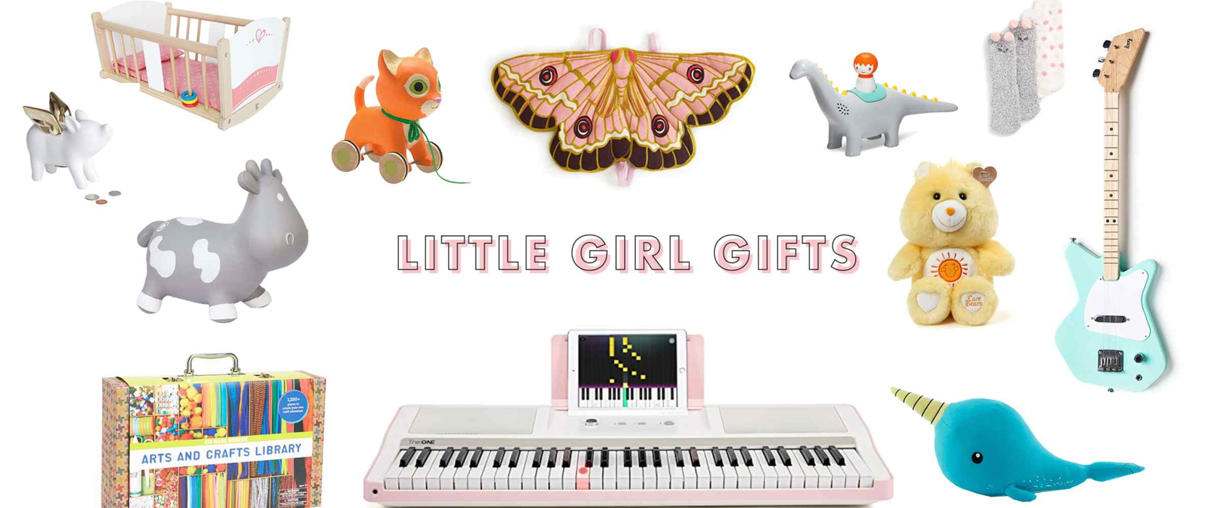 Gift Guide For Little Girls Lay Baby Lay