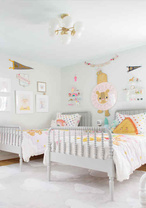 Shared Room Ideas For Three Girls