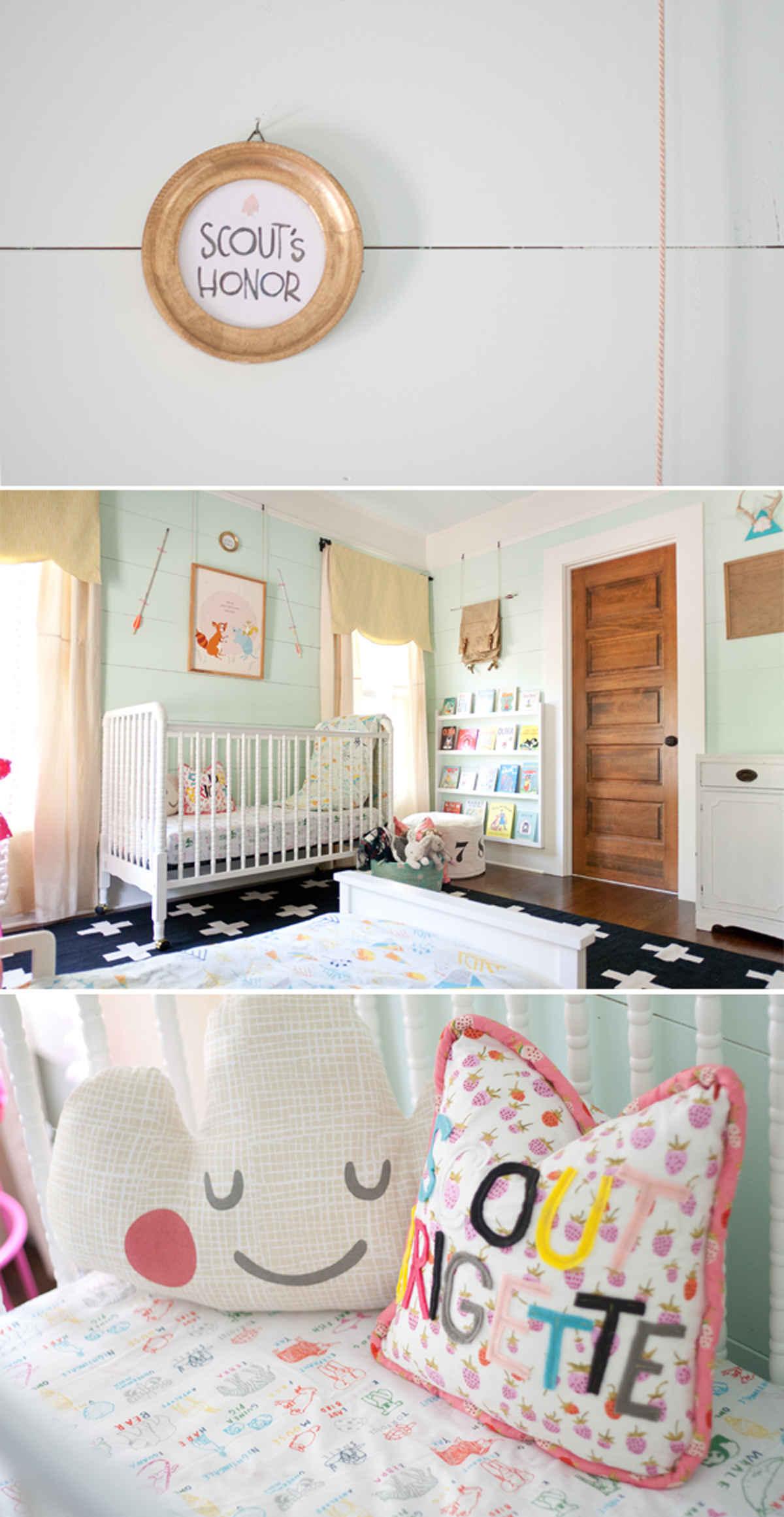 Shared Room Inspiration Lay Baby Lay