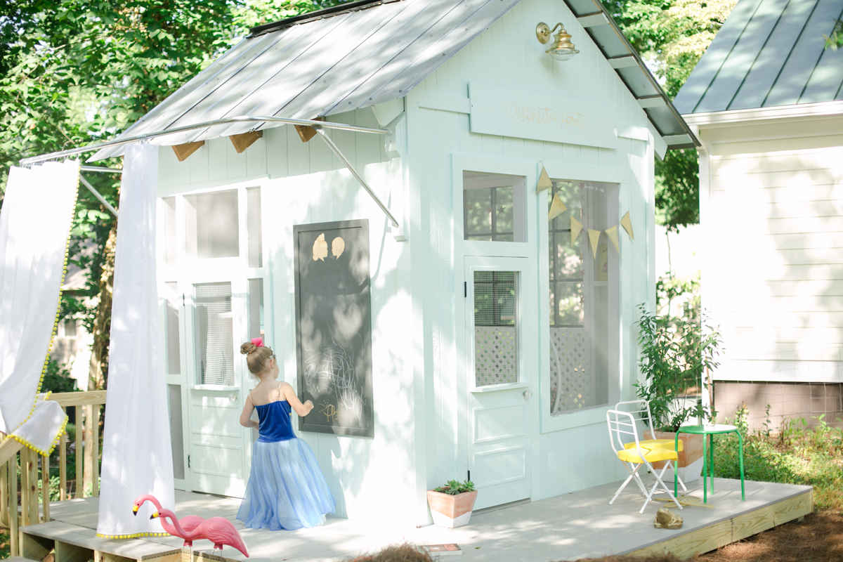 Playhouse Plans Amp Inspiration Lay Baby Lay