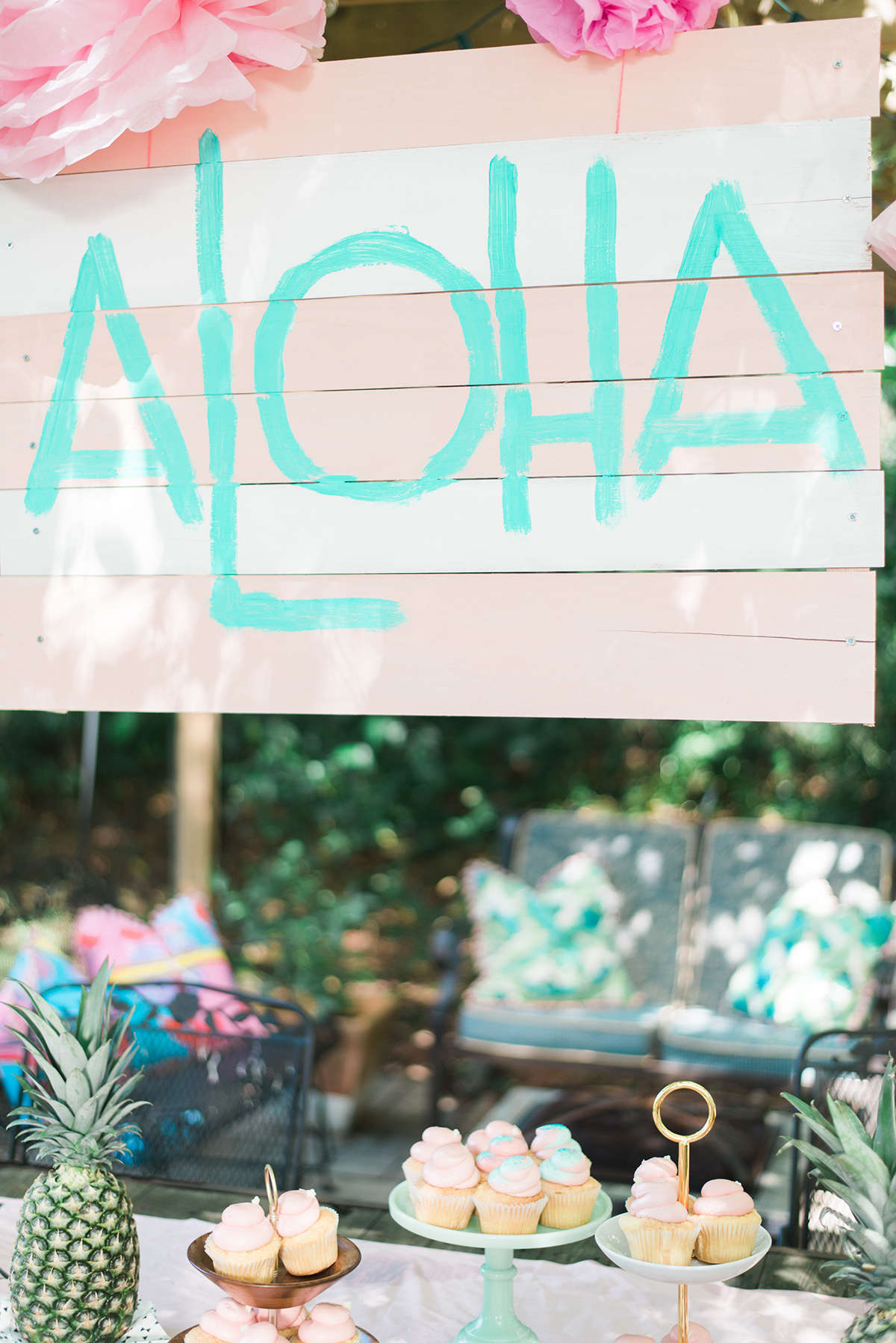 luau party for kids
