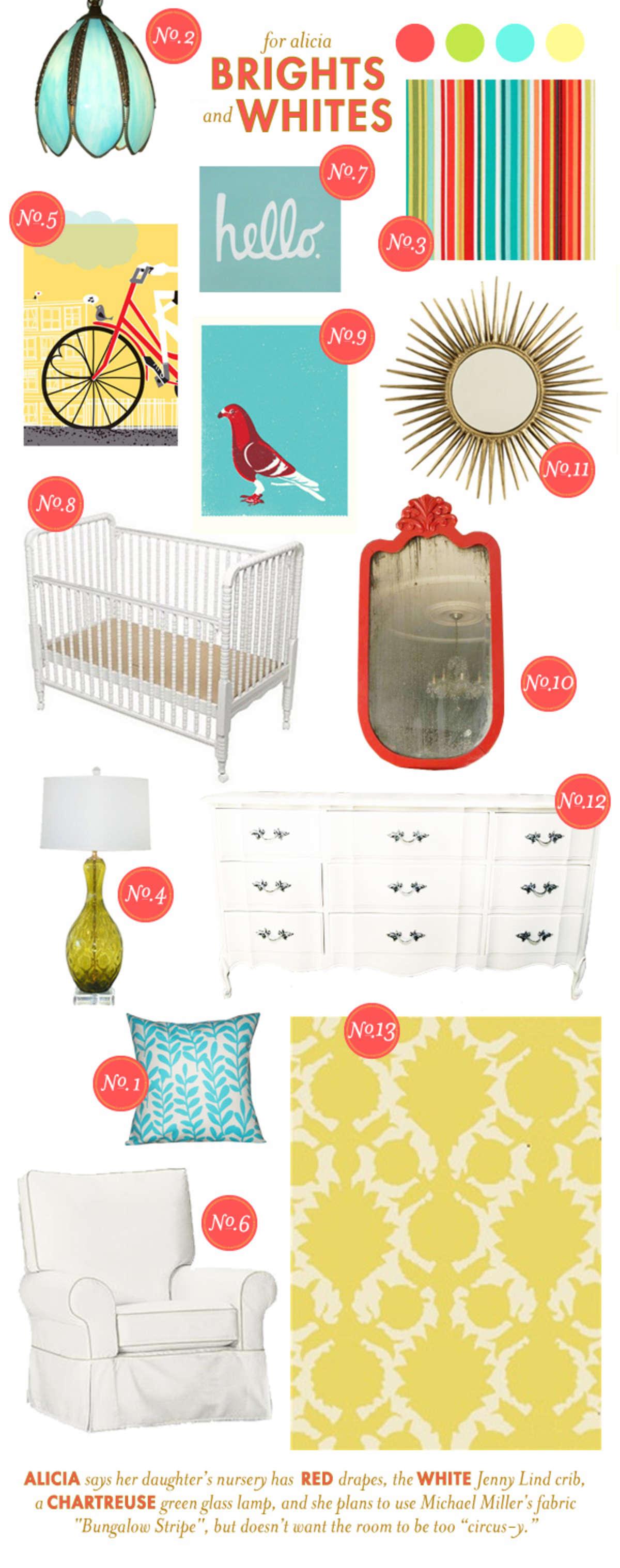 baby nursery inspiration
