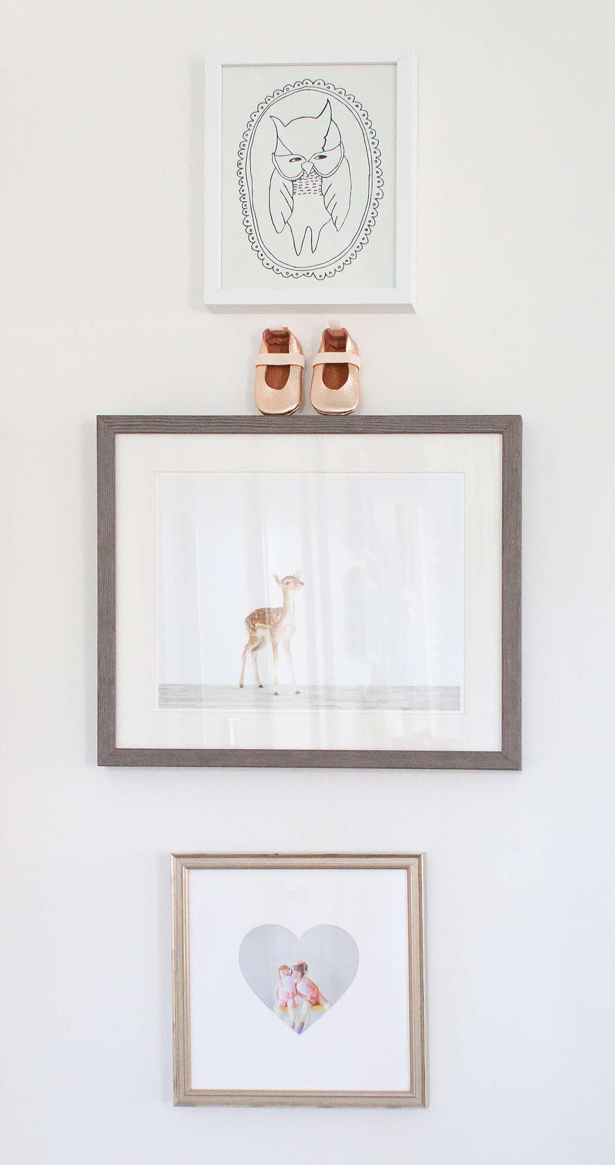 baby room artwork