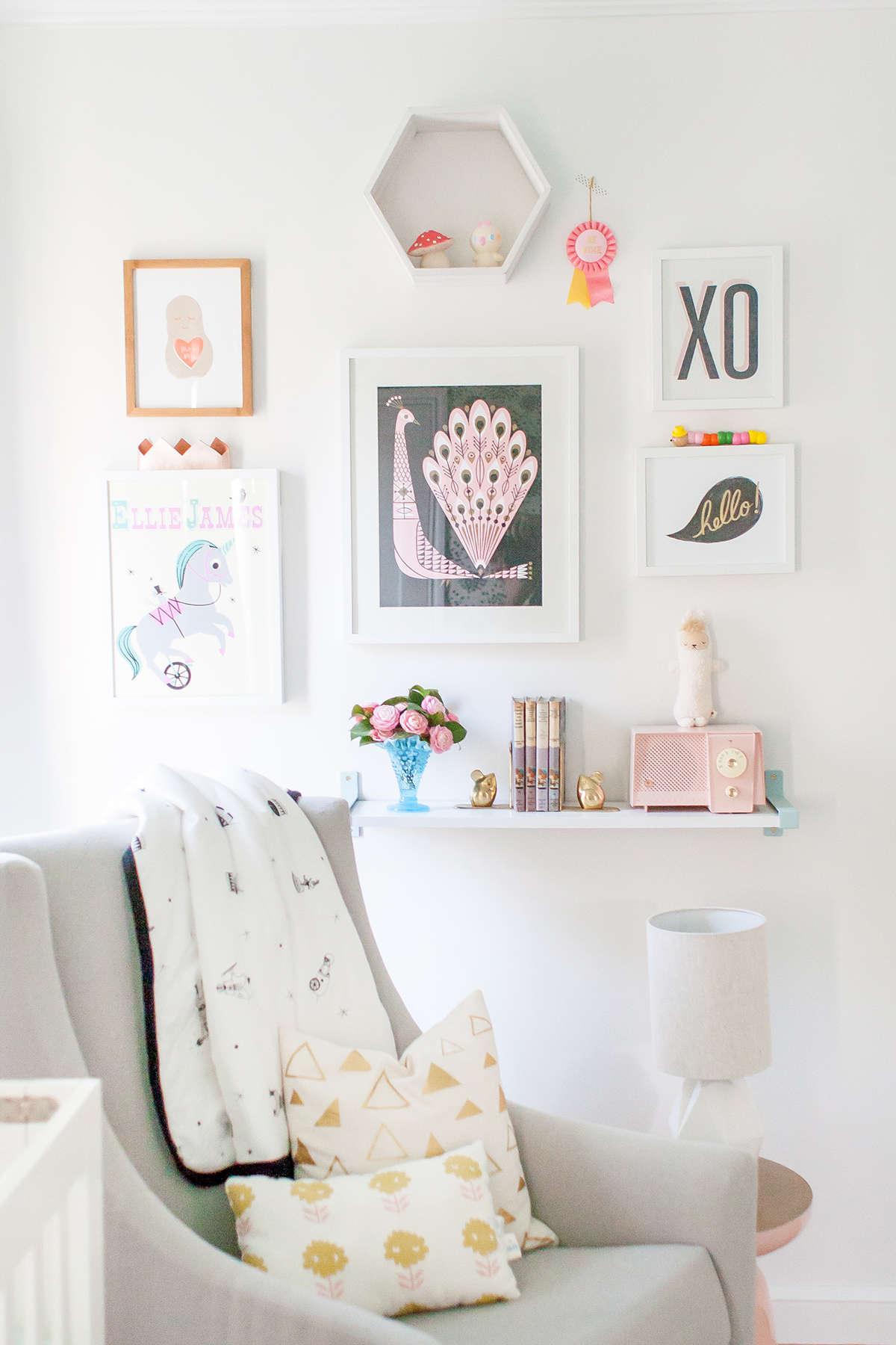 baby nursery art