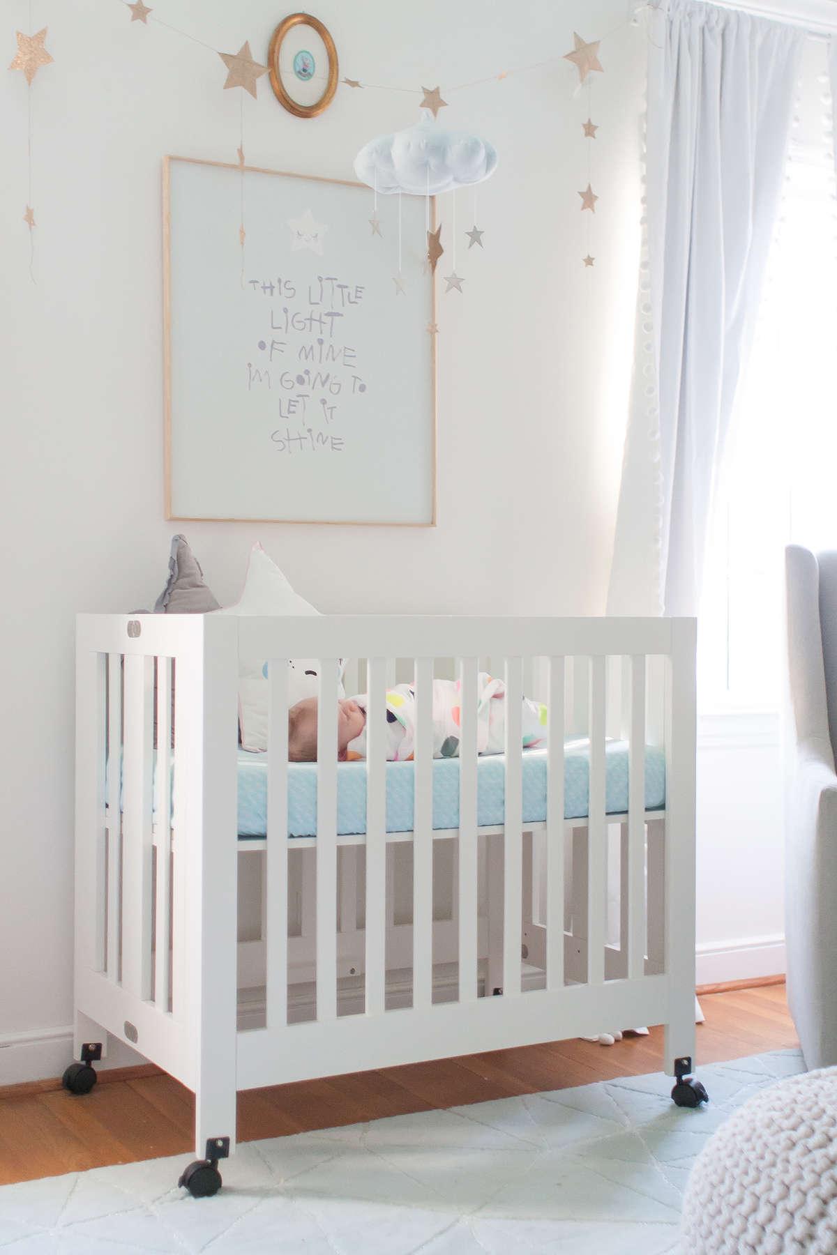 mint green baby room ideas