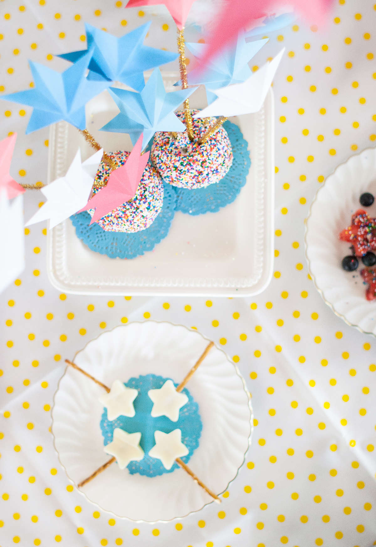 astrobrights 4th of july party ideas