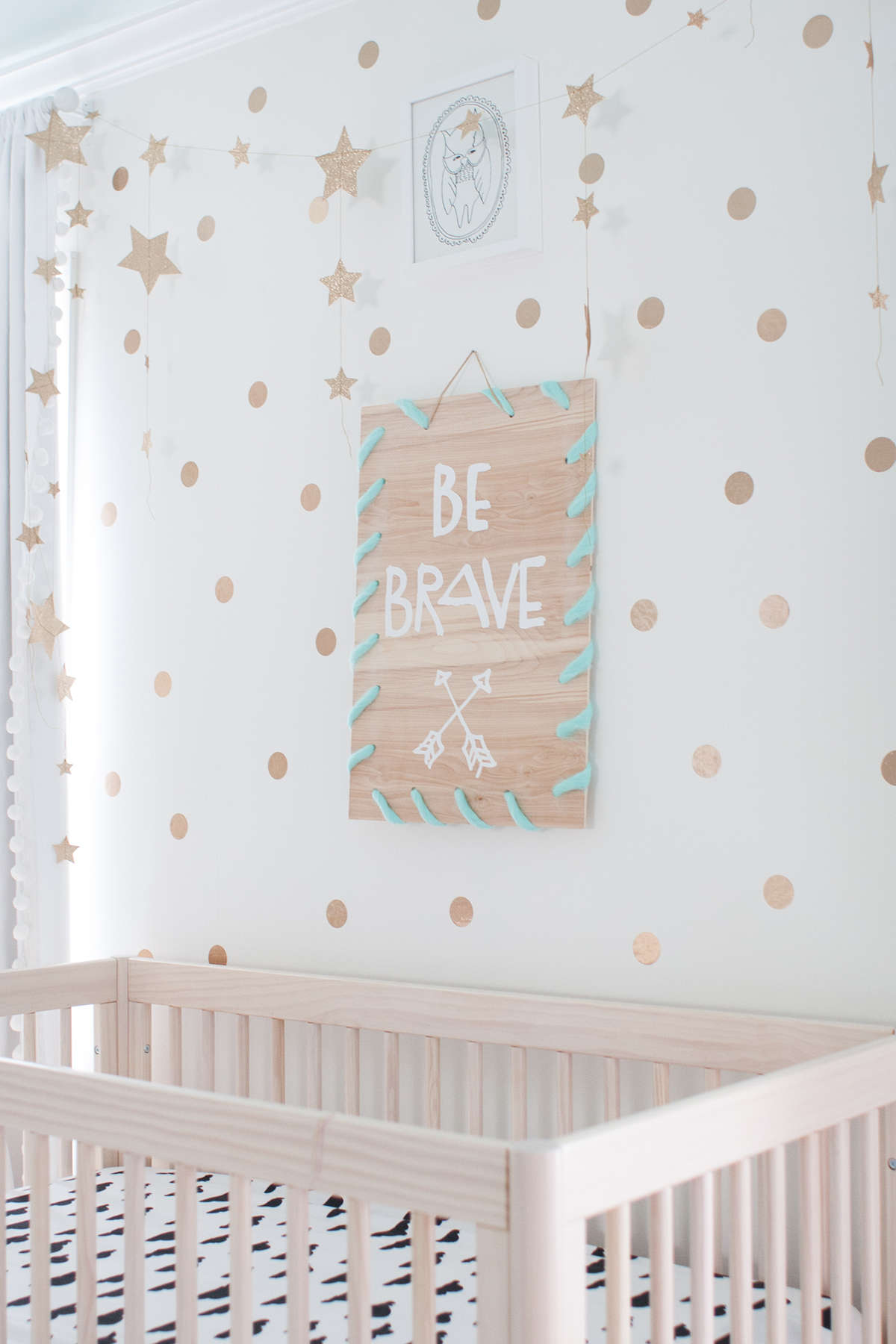 nursery ideas with circuit
