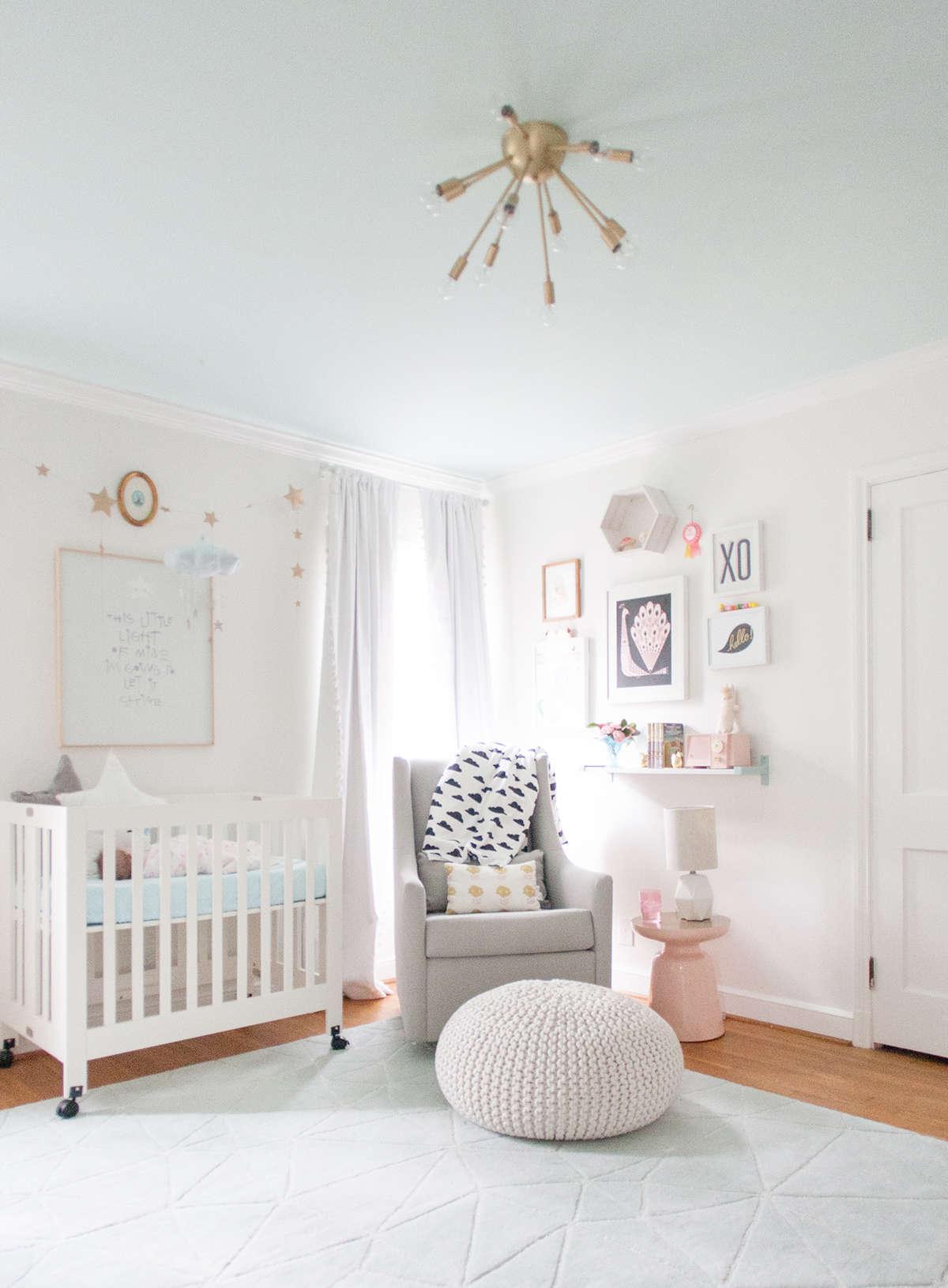 bright baby room ideas
