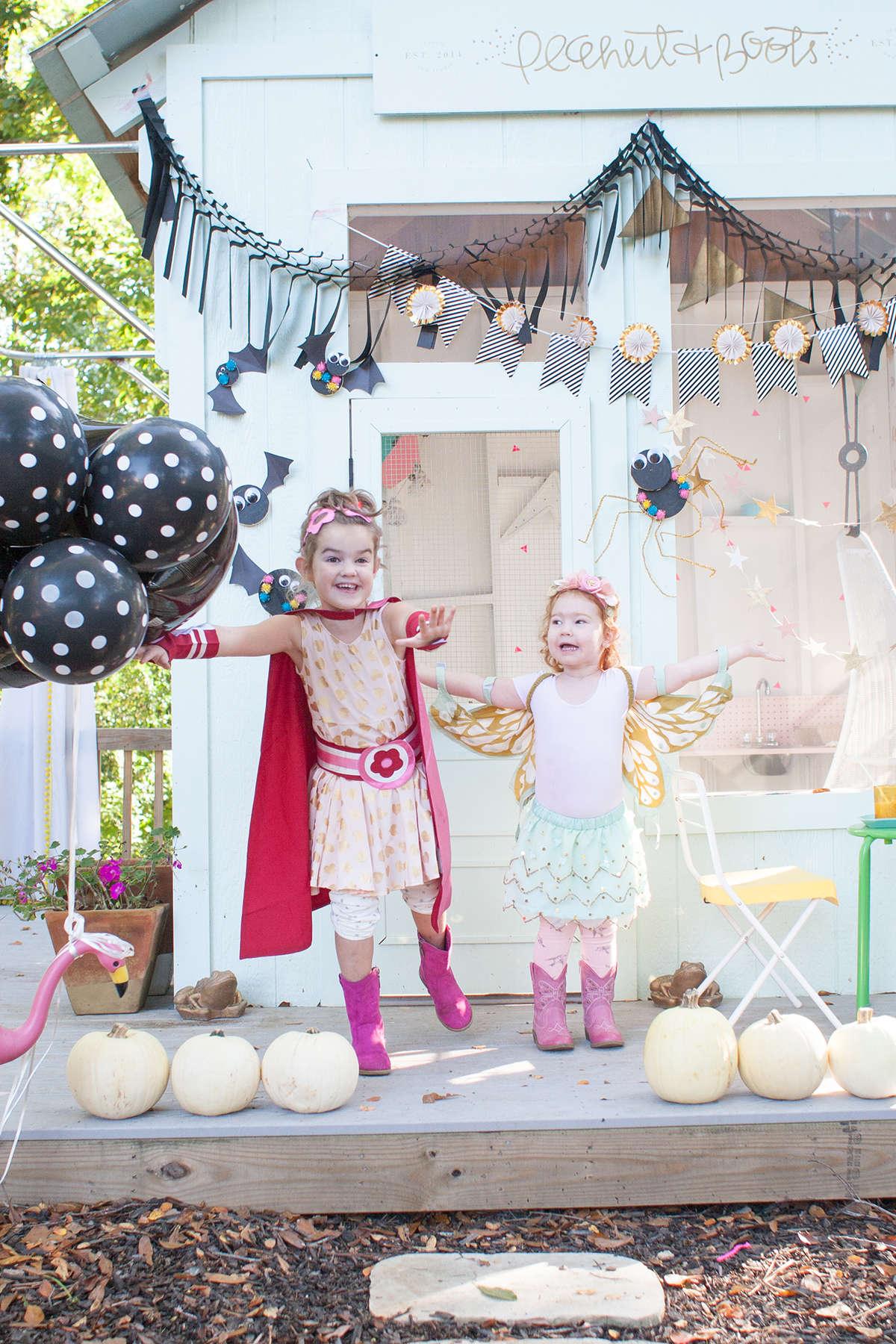 cute halloween party decor inspiration
