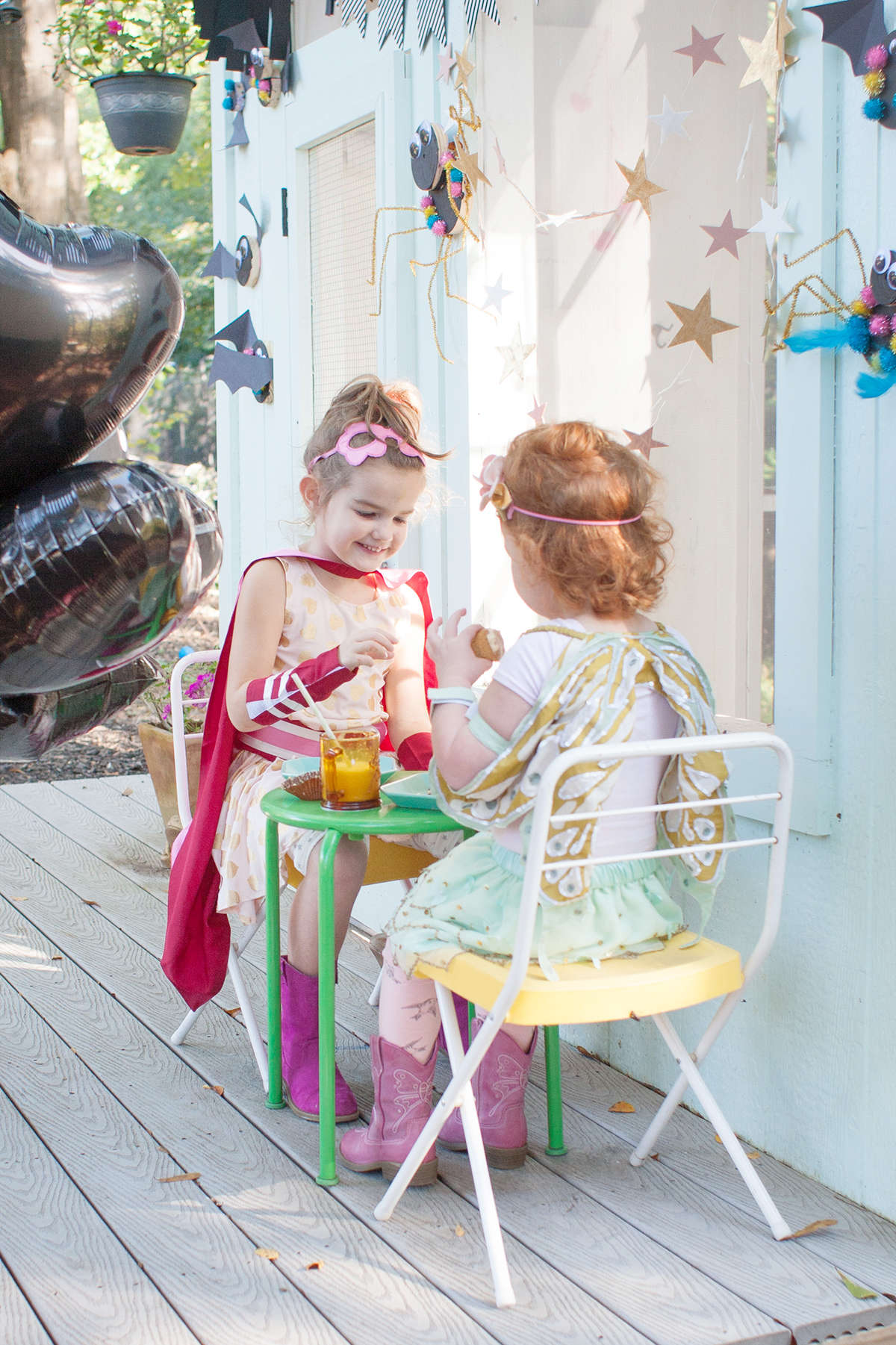 cute and sweet halloween party ideas