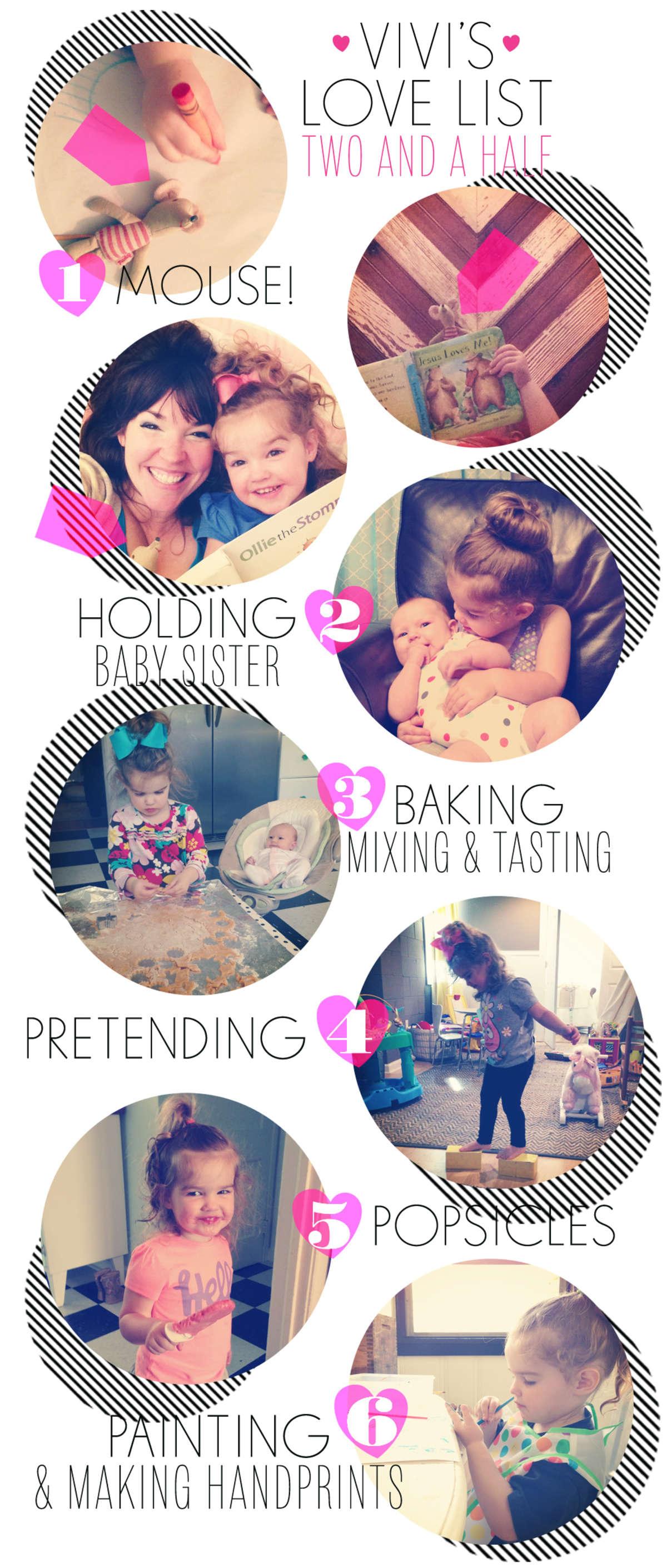 toddler favorite things
