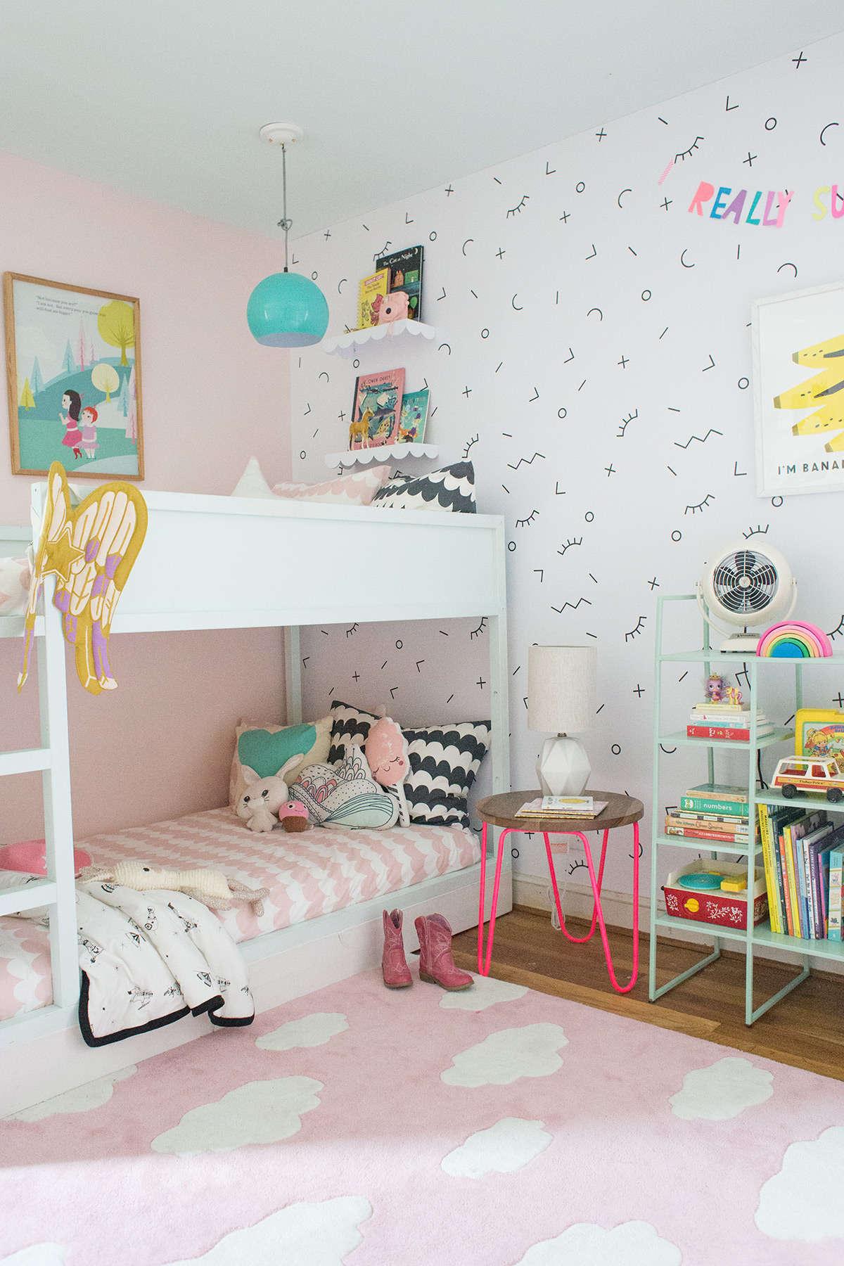 Kawaii Bedroom Ideas Diy Riser For Kura Bunk Bed Lay Baby Lay Lay Baby Lay