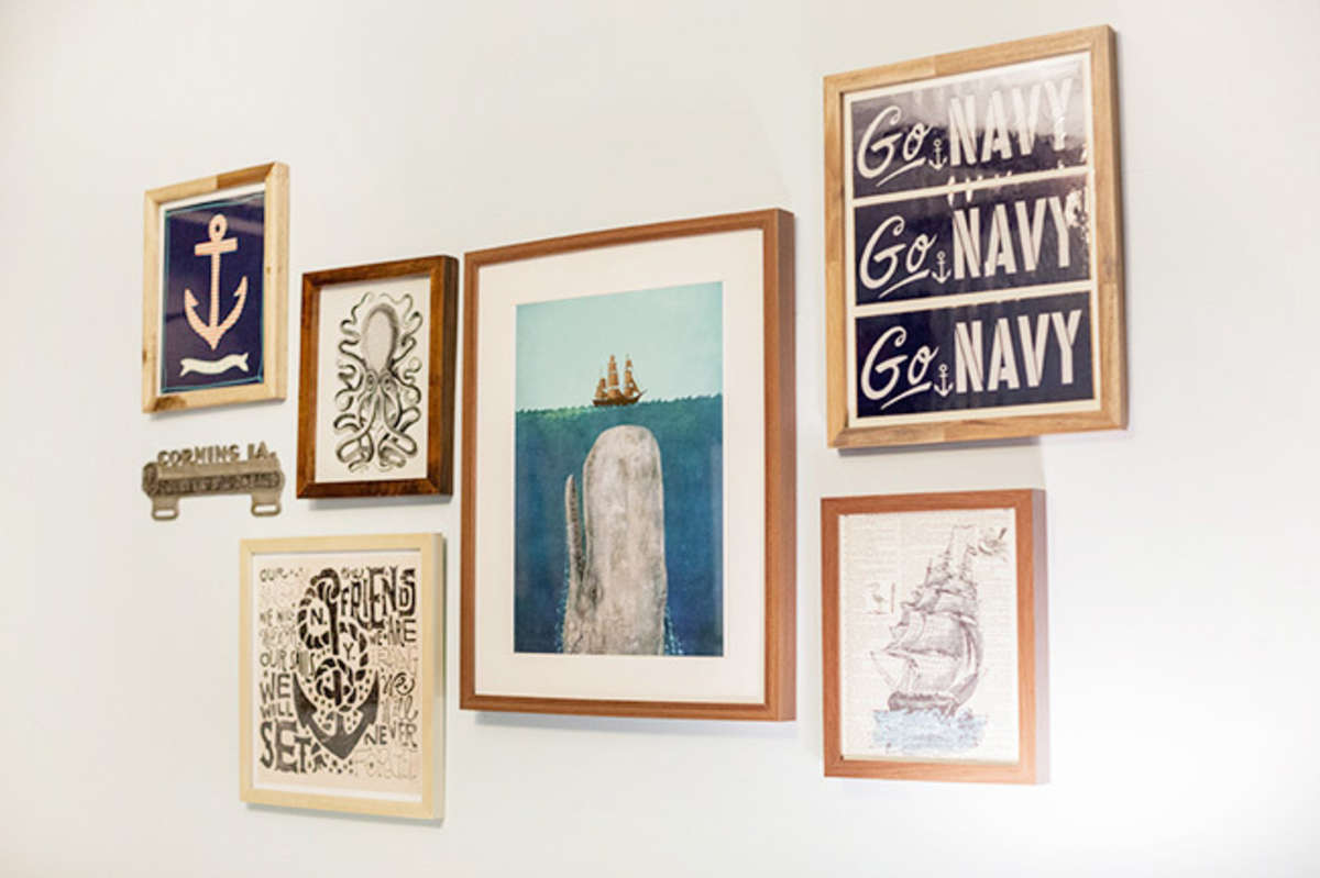 nautical nursery inspiration