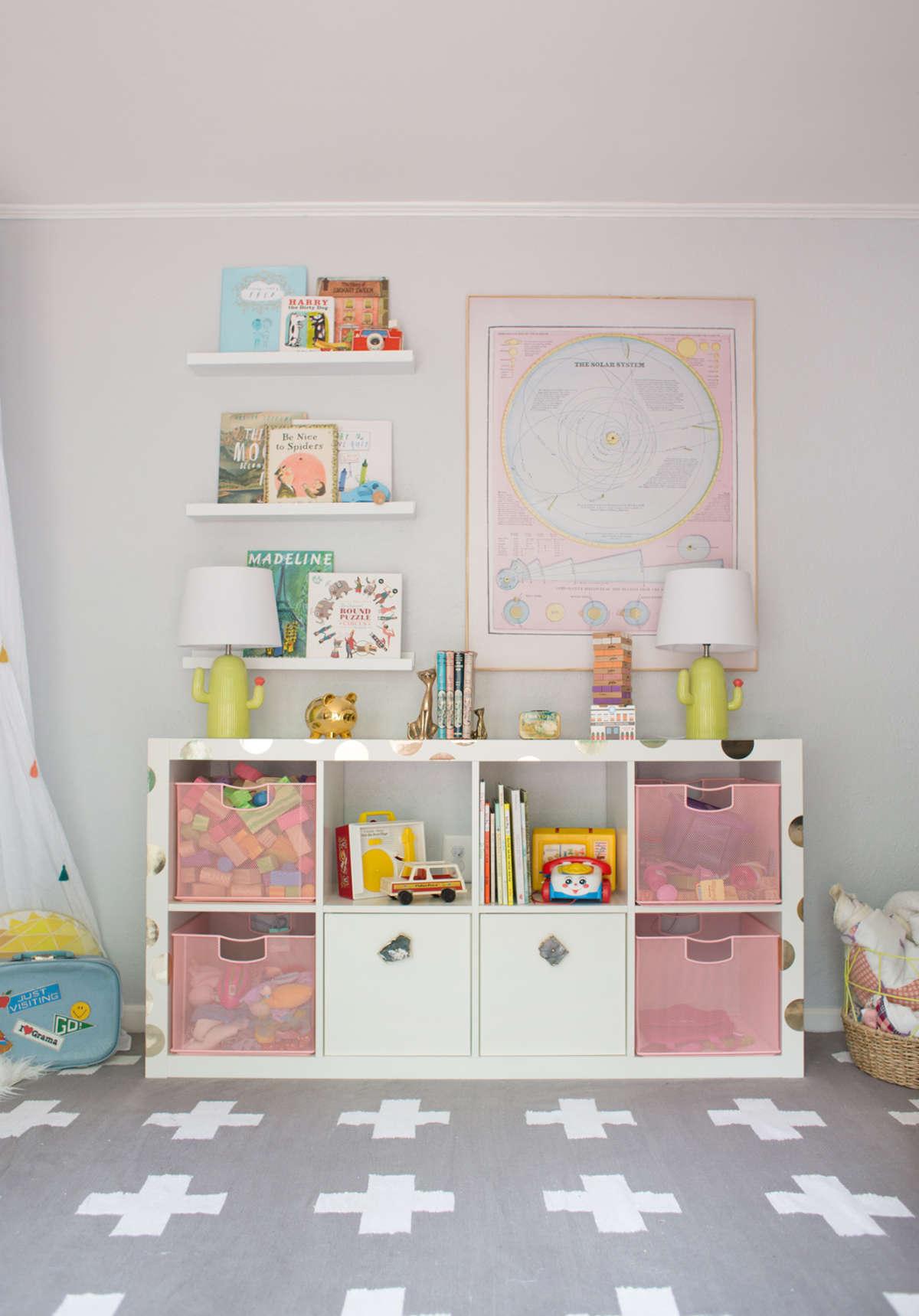 neutral playroom inspiration