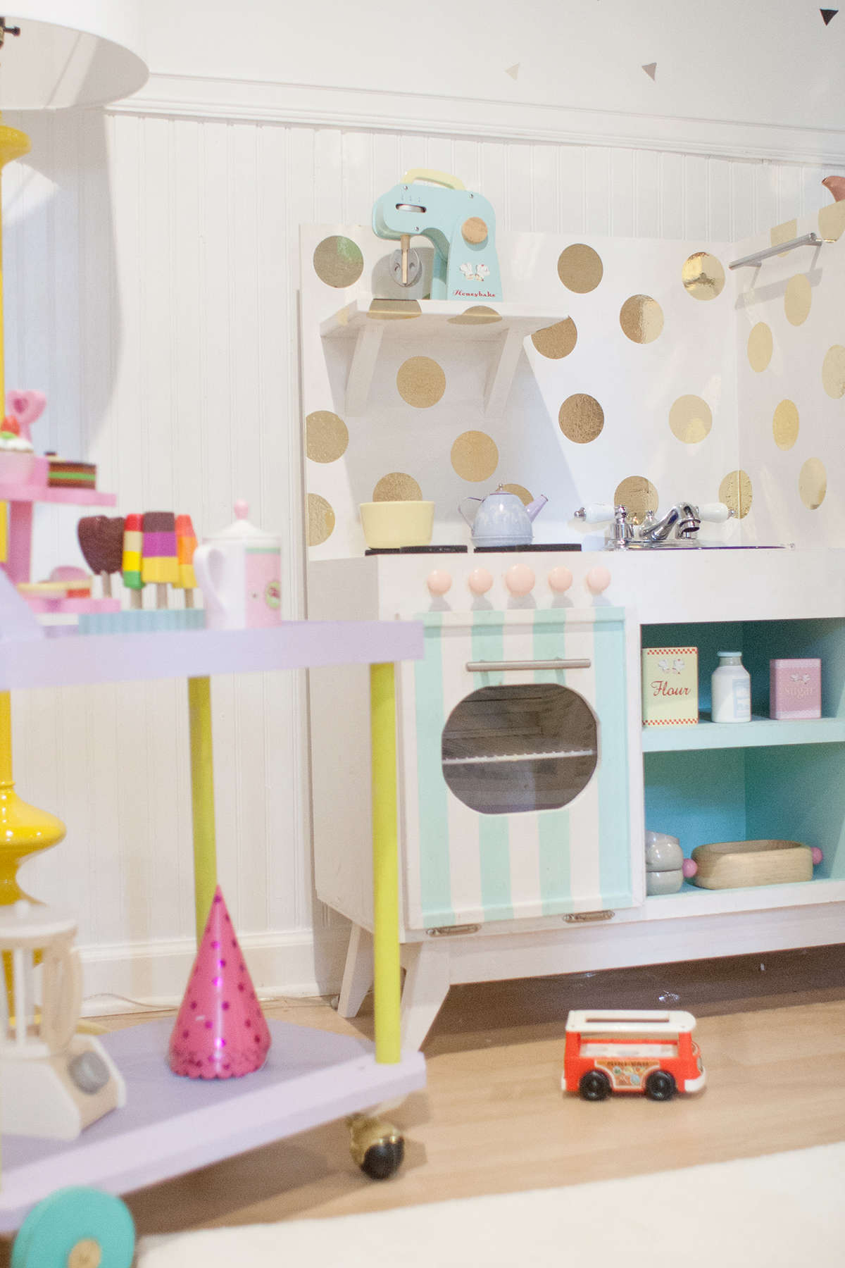 a playroom for girls | Lay Baby Lay
