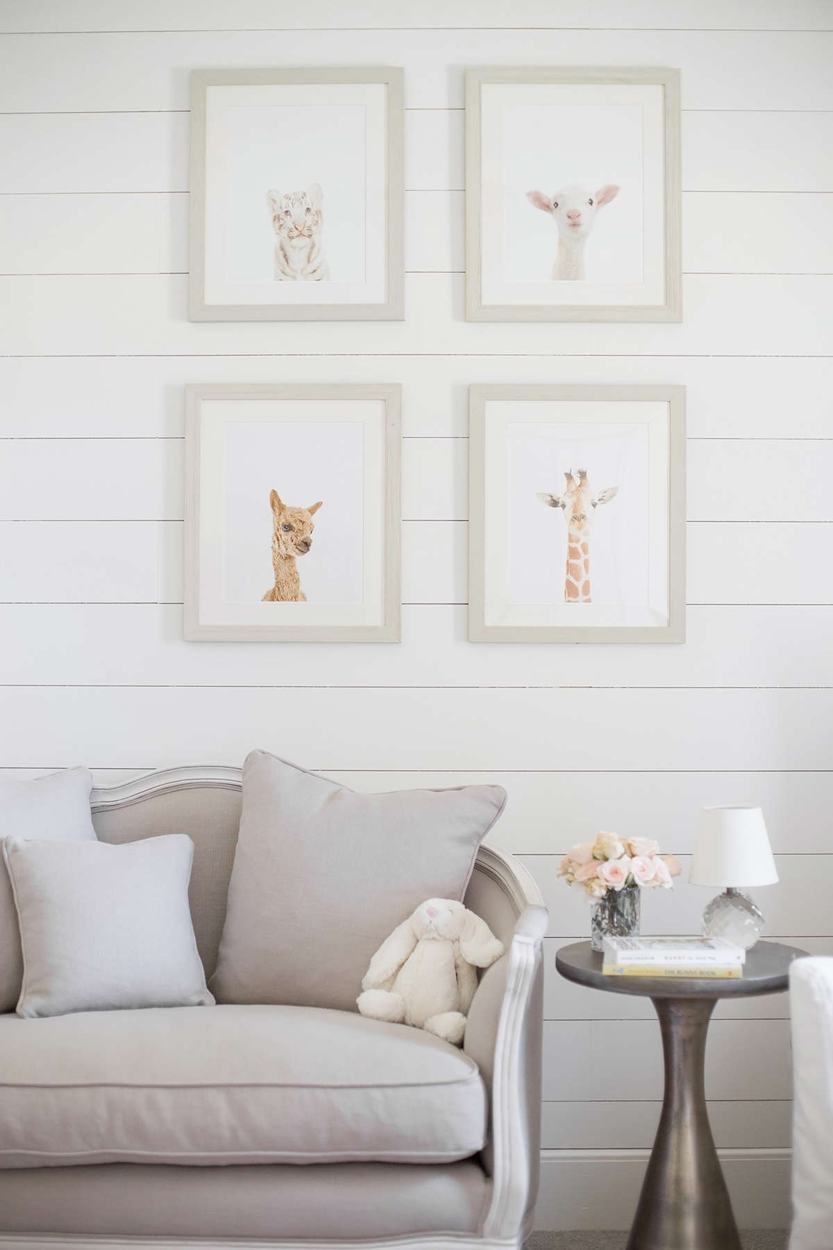 How To Install Shiplap In A Baby Room Lay Baby Lay Lay