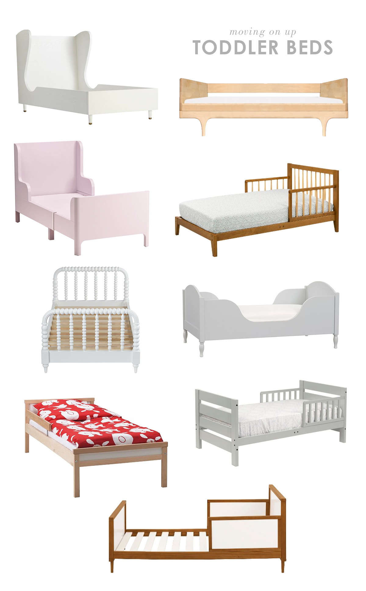 toddler bed ideas