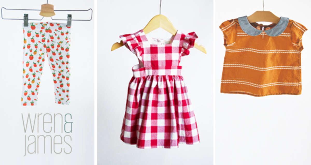 cute kids' clothes