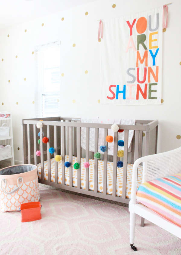 48 Baby Girl Nursery Ideas Impressive Baby Room For Girl