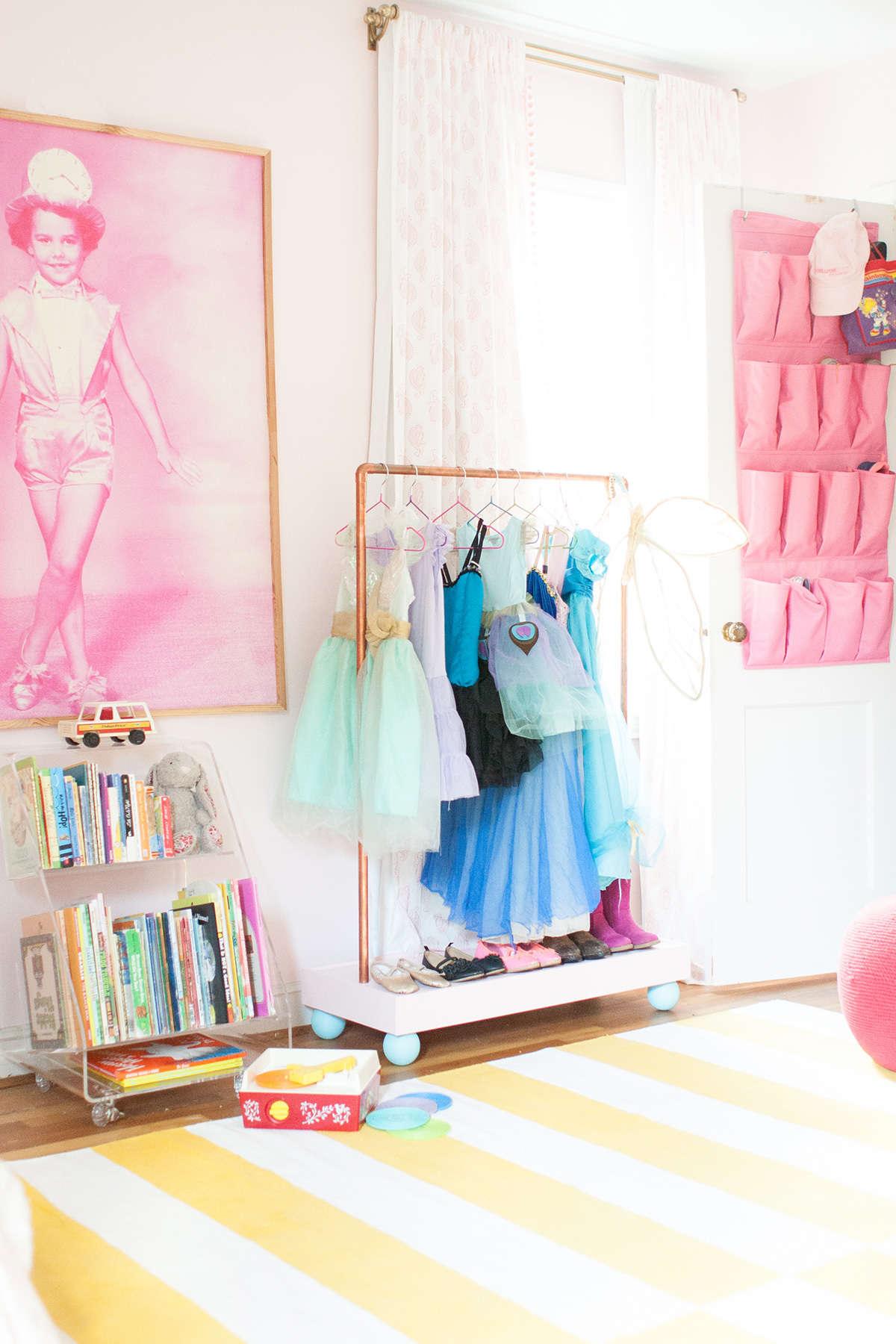 DIY Clothes Rack - Lay Baby Lay Lay Baby Lay