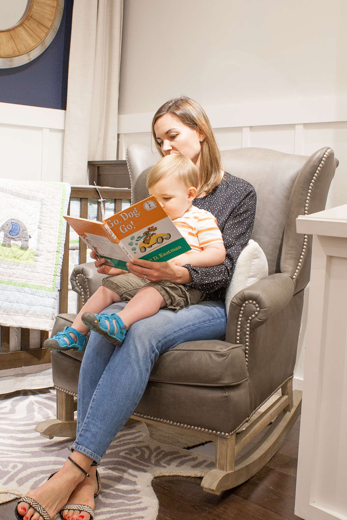 Rocker Reviews West Elm Gliders And Rockers - Lay Baby Lay
