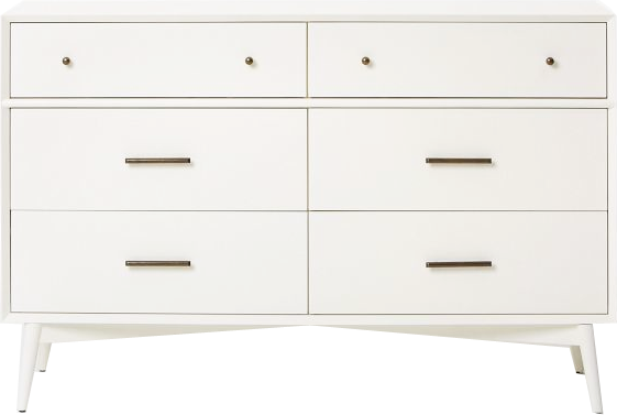 White Mid Century Dresser Bestdressers 2017