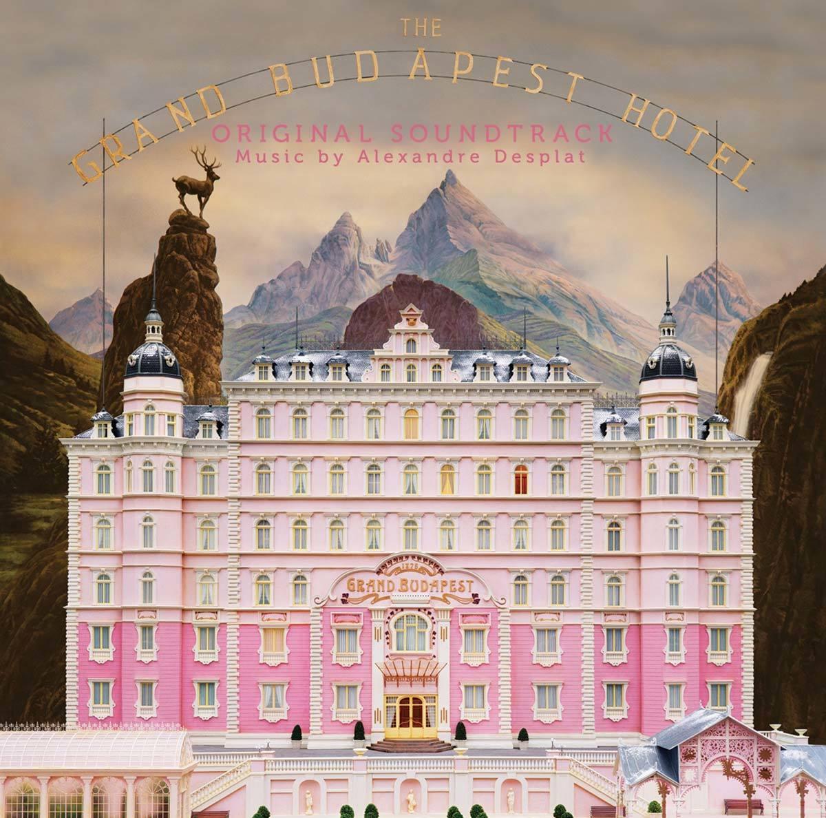 The Grand Budapest Hotel Lay Baby Lay Lay Baby Lay