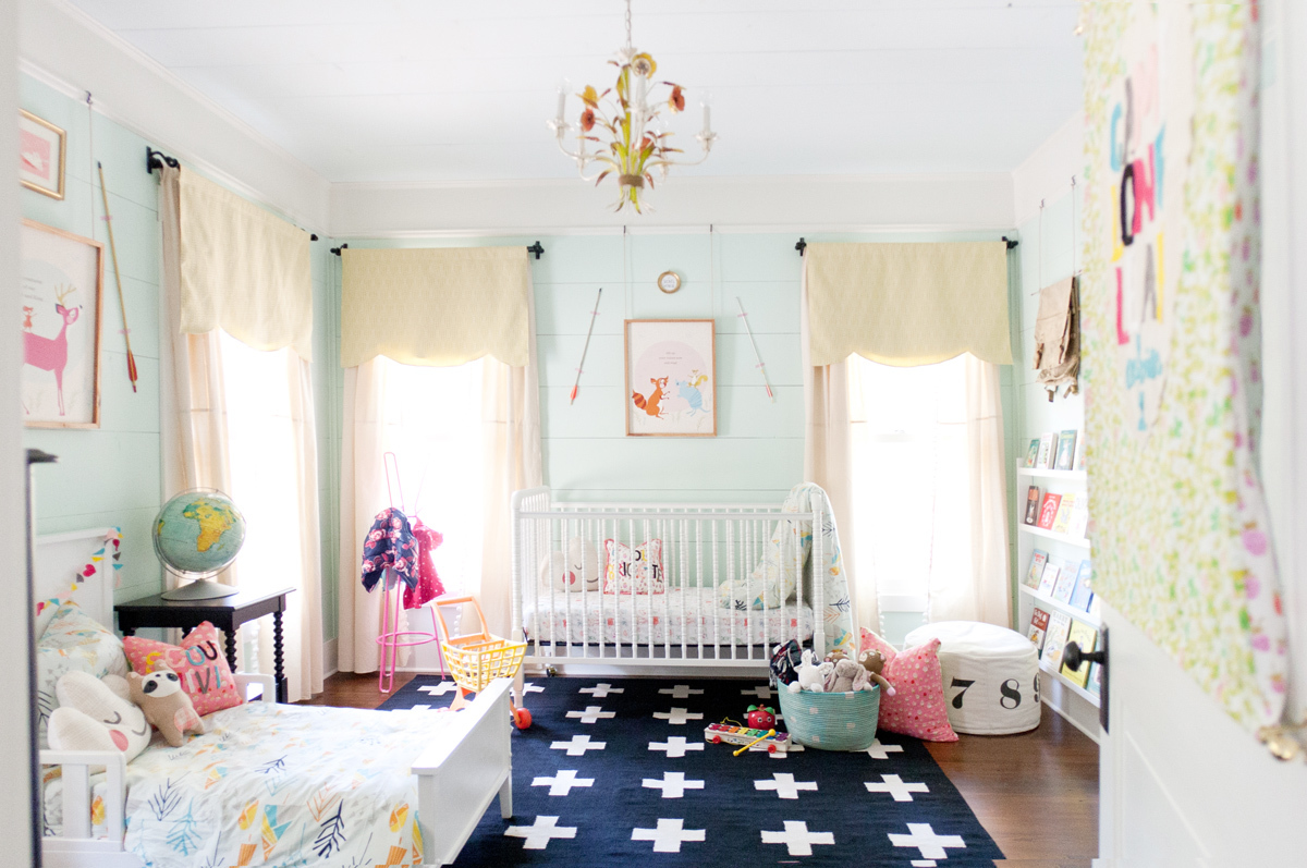 shared room inspiration lay baby lay lay baby lay. Black Bedroom Furniture Sets. Home Design Ideas